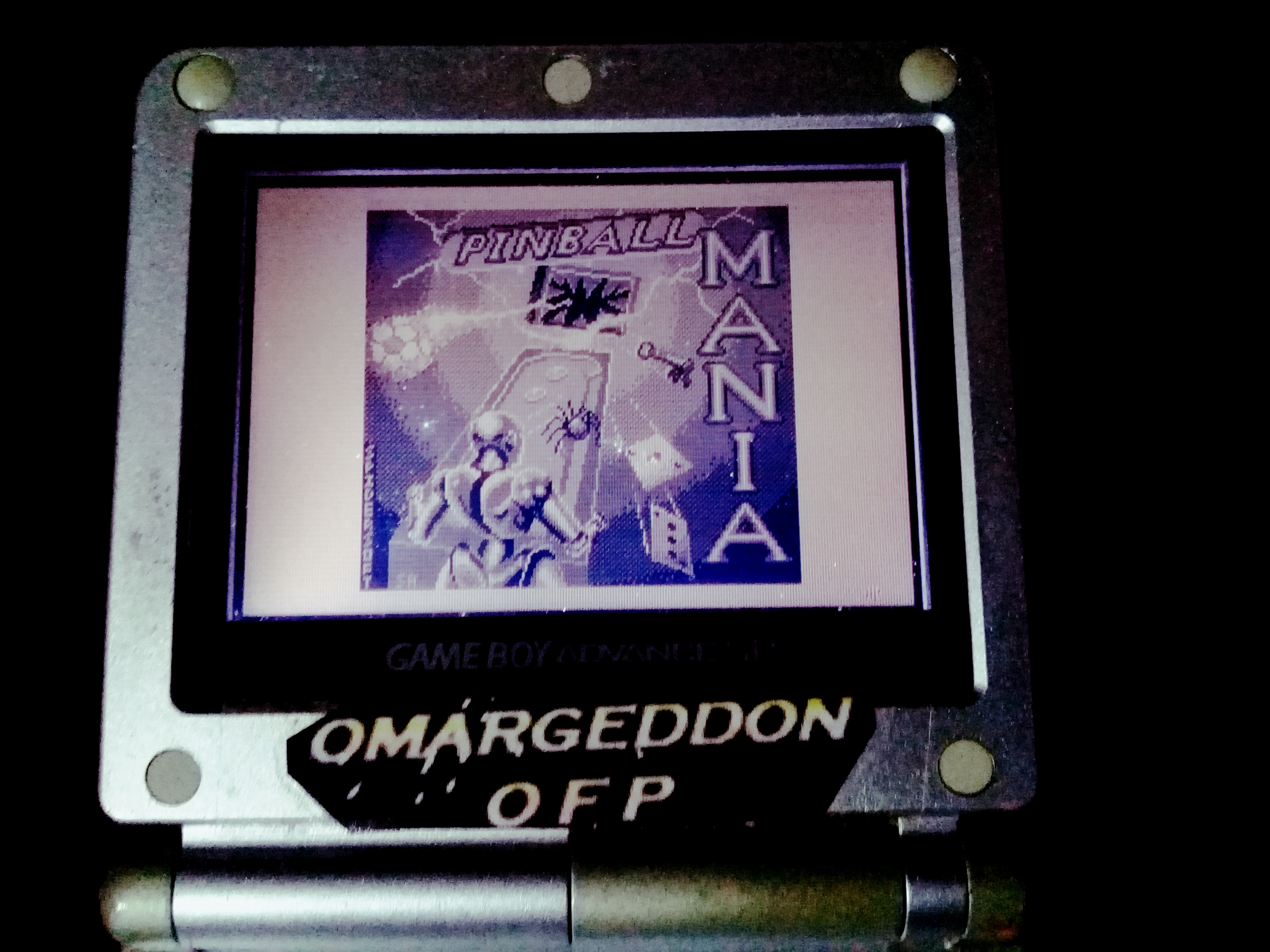 omargeddon: Pinball Mania: Jackpot (Game Boy) 7,796,615 points on 2020-07-25 01:04:37