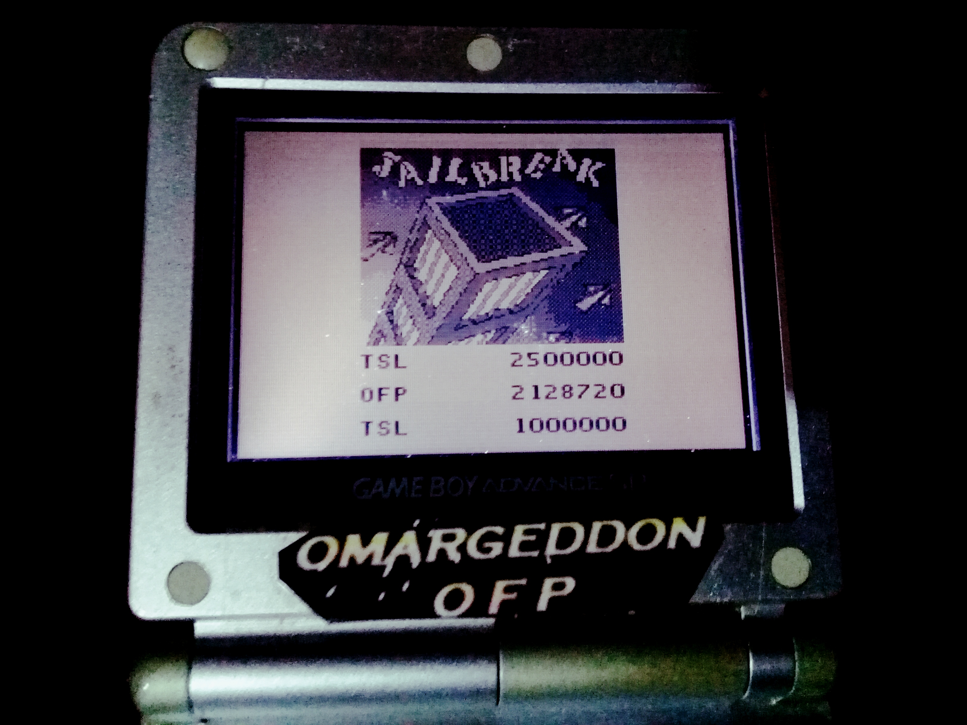 omargeddon: Pinball Mania: Jailbreak (Game Boy) 2,128,720 points on 2020-07-25 02:02:04