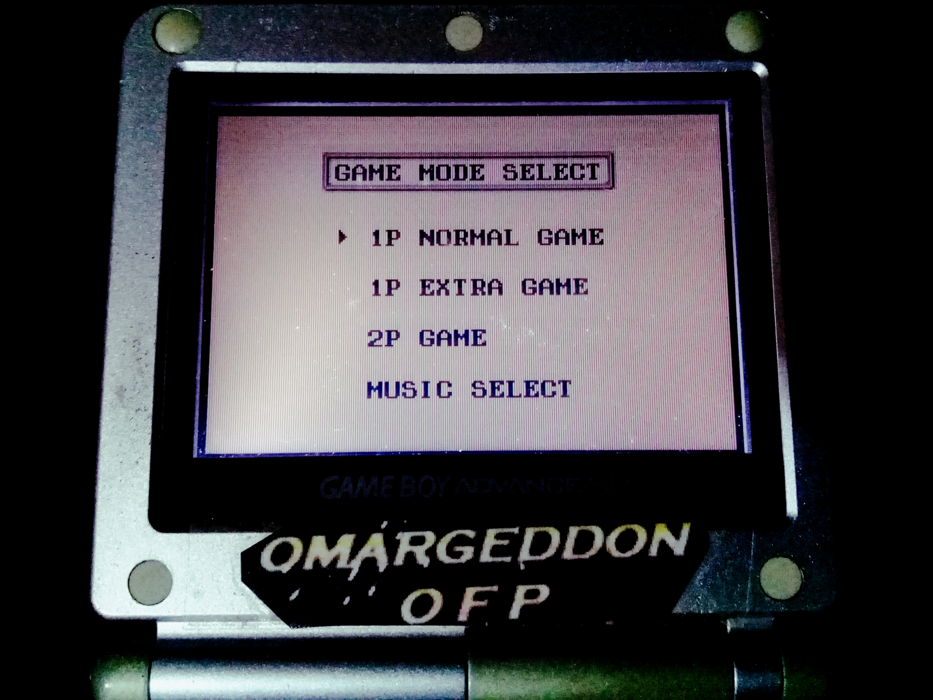 omargeddon: Pinball Party [Normal Game] (Game Boy) 79,100 points on 2020-09-14 02:38:24