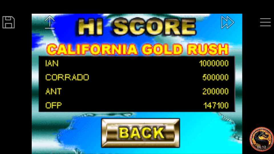 omargeddon: Pinball Tycoon: California Gold Rush (GBA Emulated) 147,100 points on 2019-05-20 08:29:47