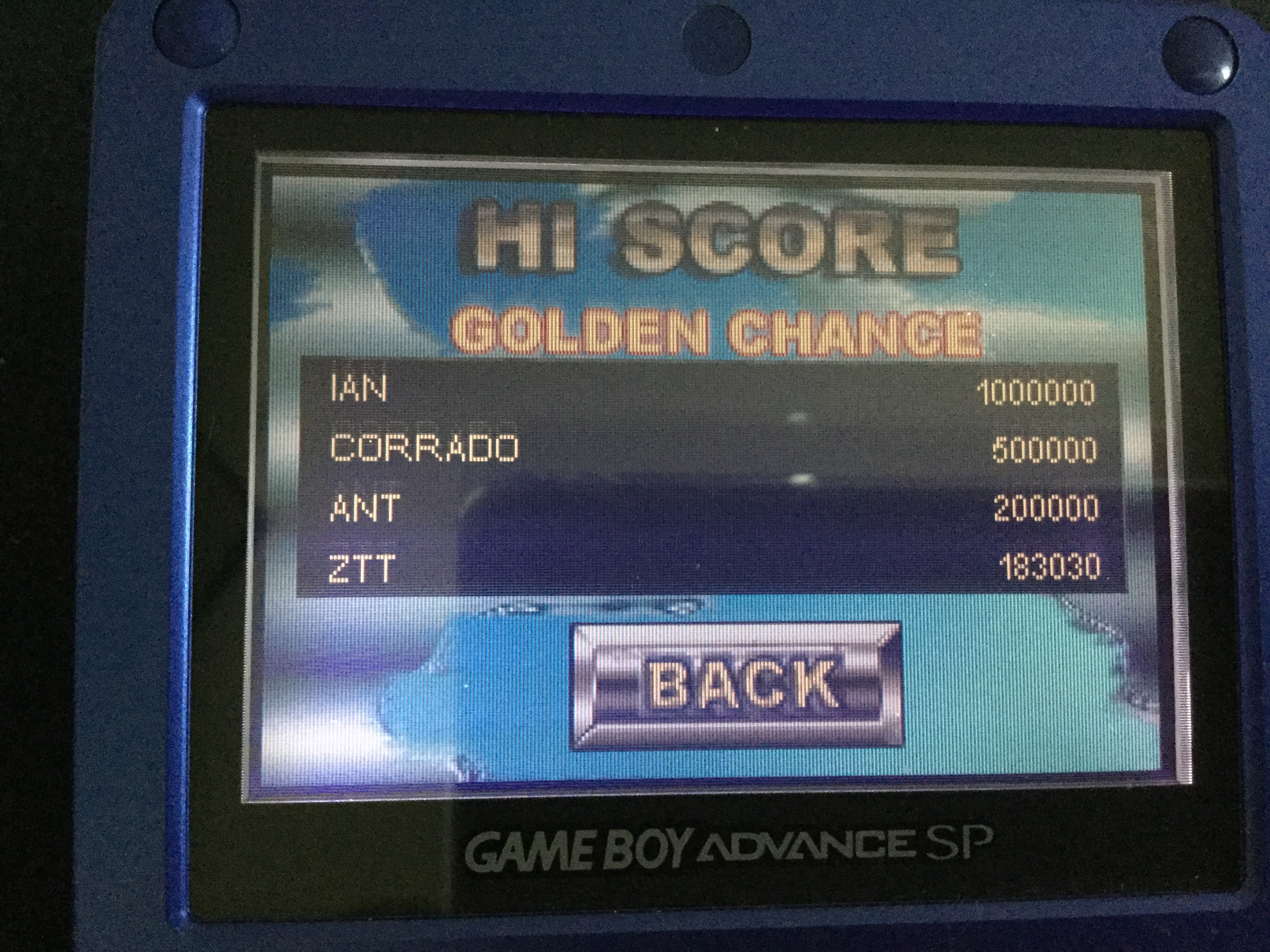 Frankie: Pinball Tycoon: Golden Chance (GBA) 183,030 points on 2018-04-28 13:06:50