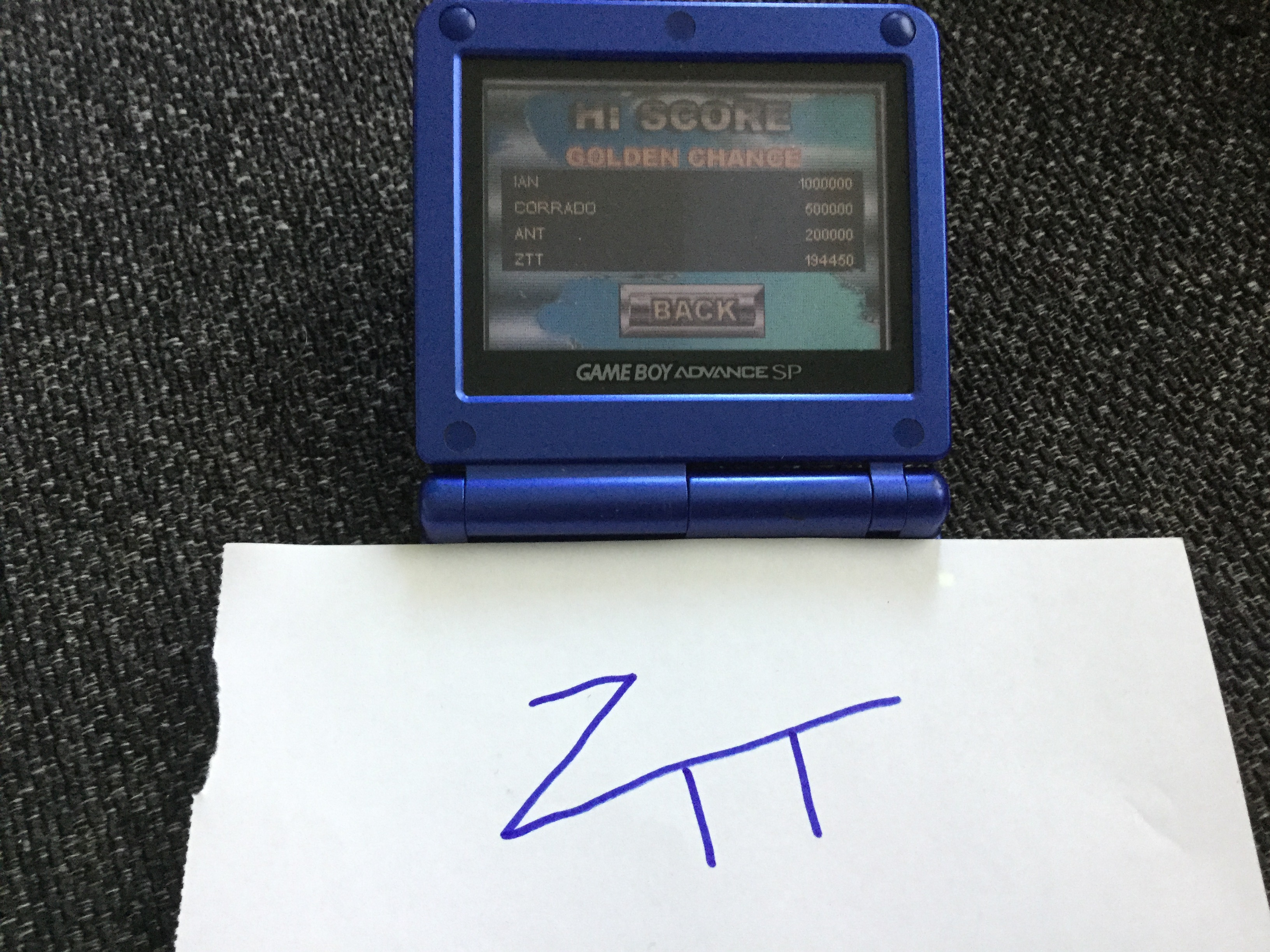 Frankie: Pinball Tycoon: Golden Chance (GBA) 194,450 points on 2018-05-08 12:53:42