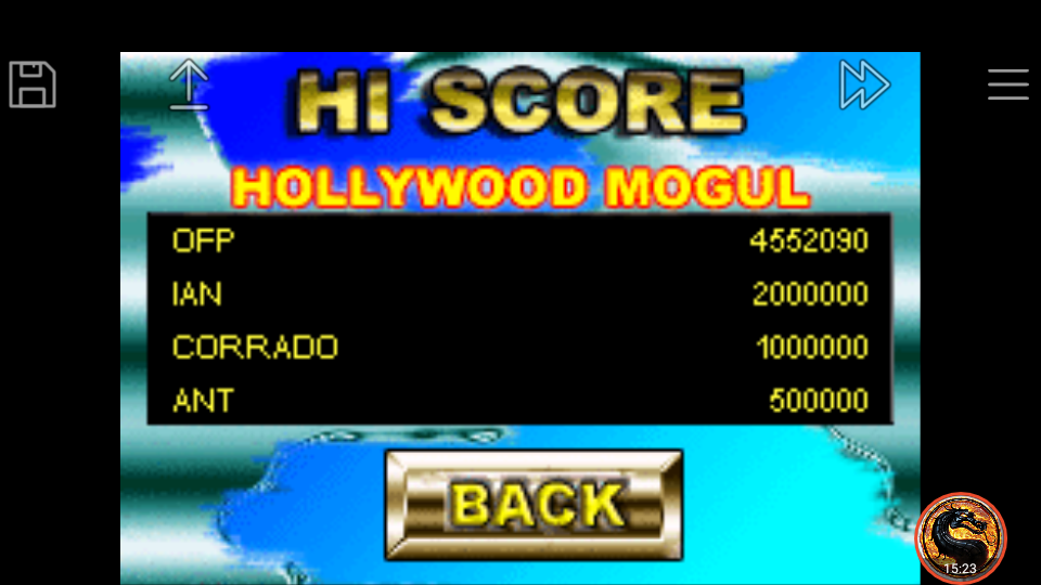 omargeddon: Pinball Tycoon: Hollywood Mogul (GBA Emulated) 4,552,090 points on 2019-05-20 08:30:45