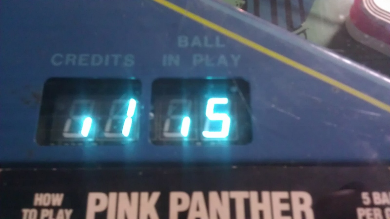 Pink Panther 357,220 points