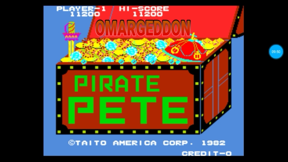 Pirate Pete [piratpet] 11,200 points
