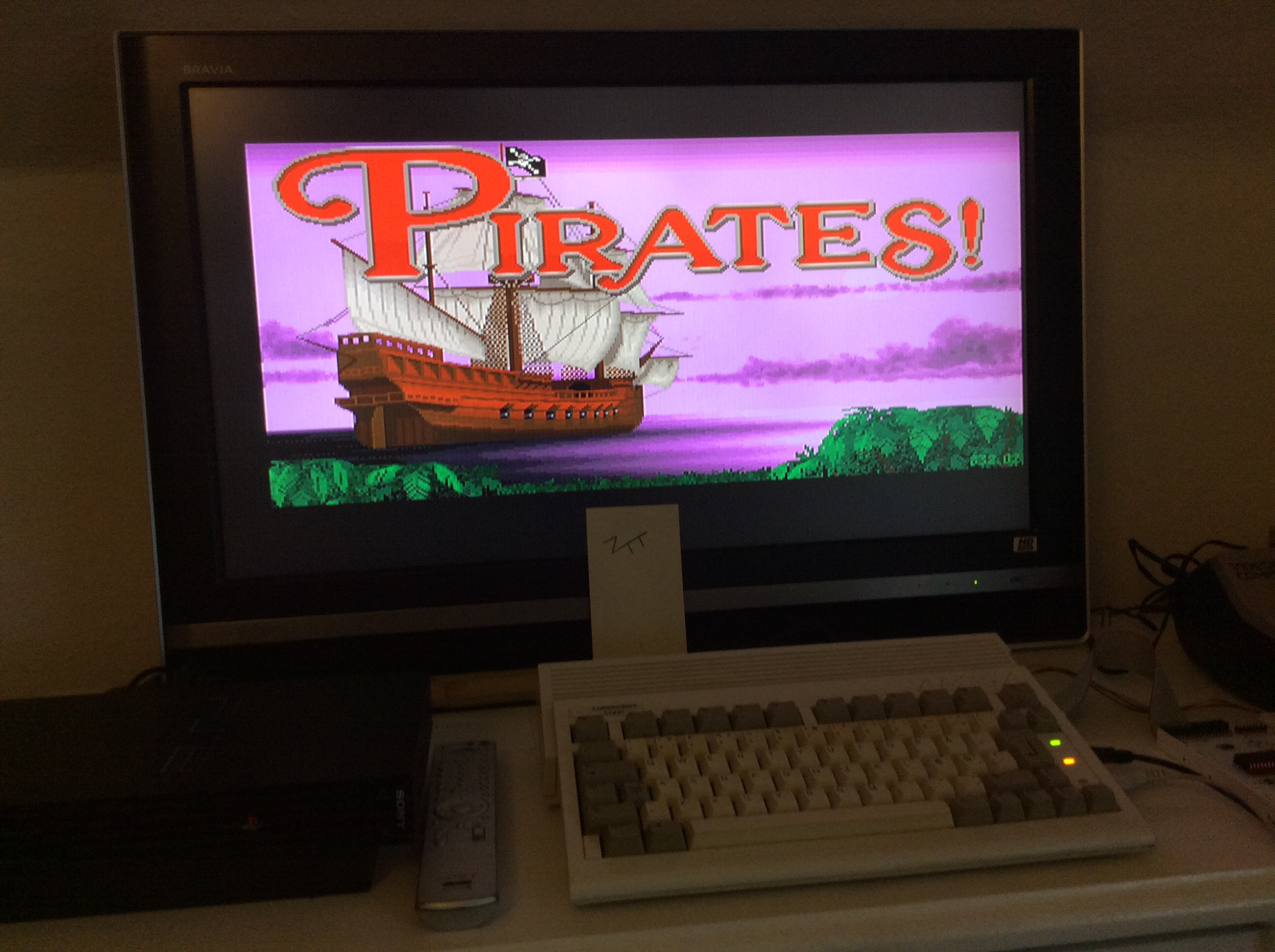 Frankie: Pirates [Gold] (Amiga) 31,160 points on 2016-09-22 12:04:02