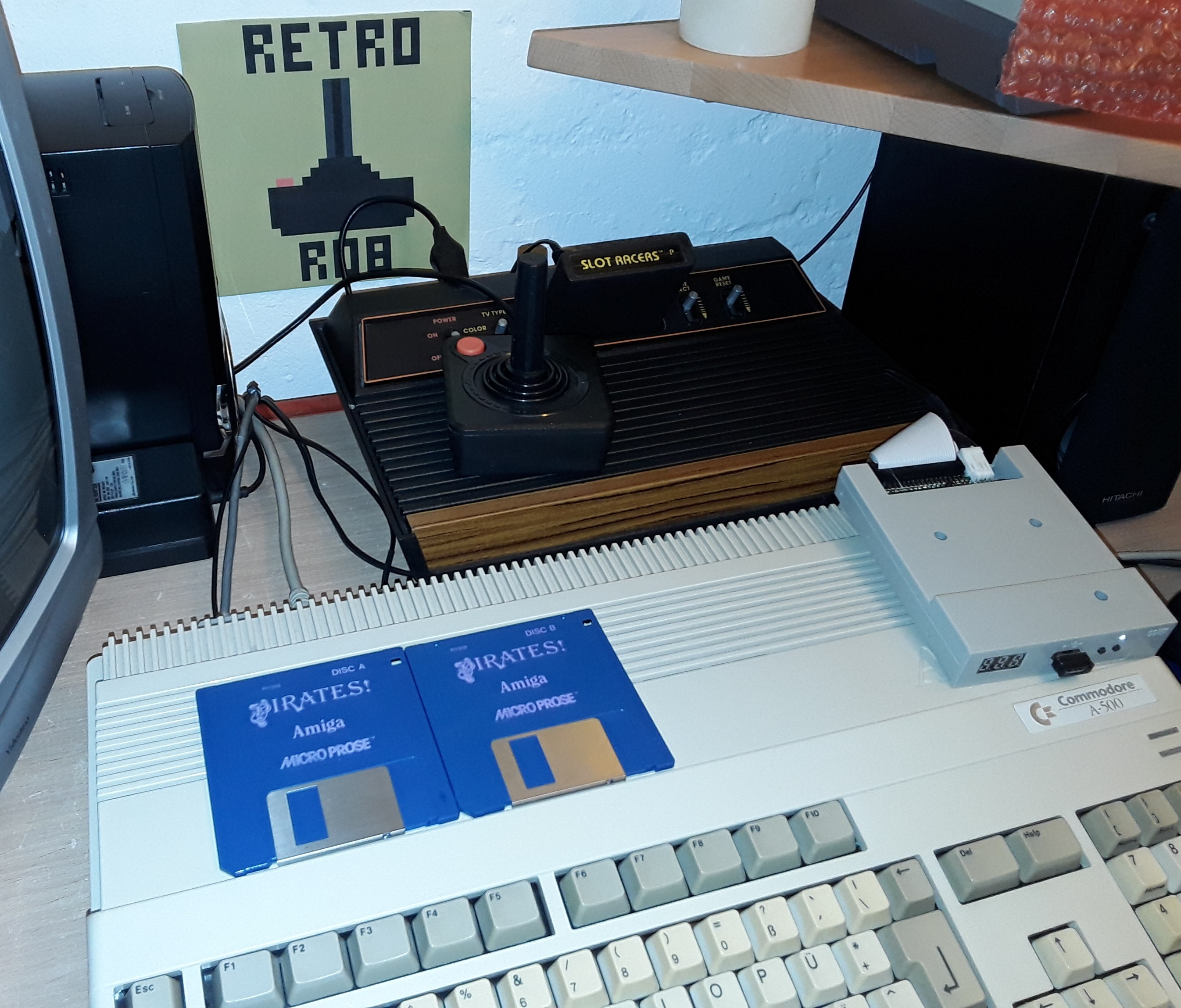 RetroRob: Pirates [Gold] (Amiga) 26,180 points on 2019-01-27 11:51:14