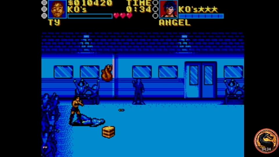 omargeddon: Pit Fighter [Hard] (Sega Master System Emulated) 10,420 points on 2019-04-21 18:59:59