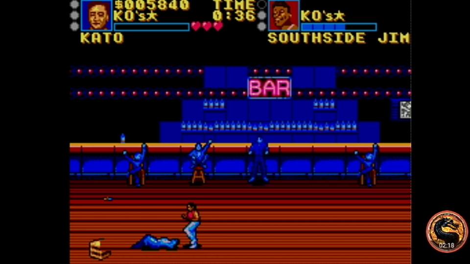 omargeddon: Pit Fighter [Medium] (Sega Master System Emulated) 5,840 points on 2019-04-21 18:58:58