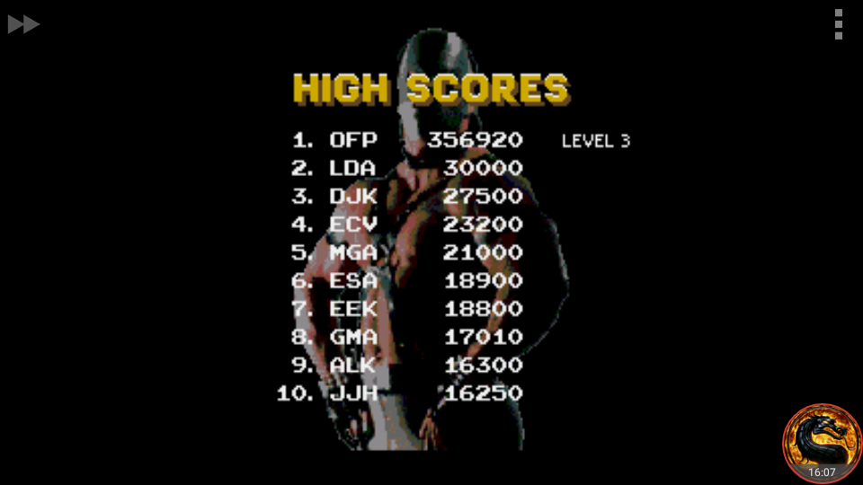 omargeddon: Pit Fighter [Normal] [3 Lives] (Sega Genesis / MegaDrive Emulated) 356,920 points on 2018-09-07 01:07:15