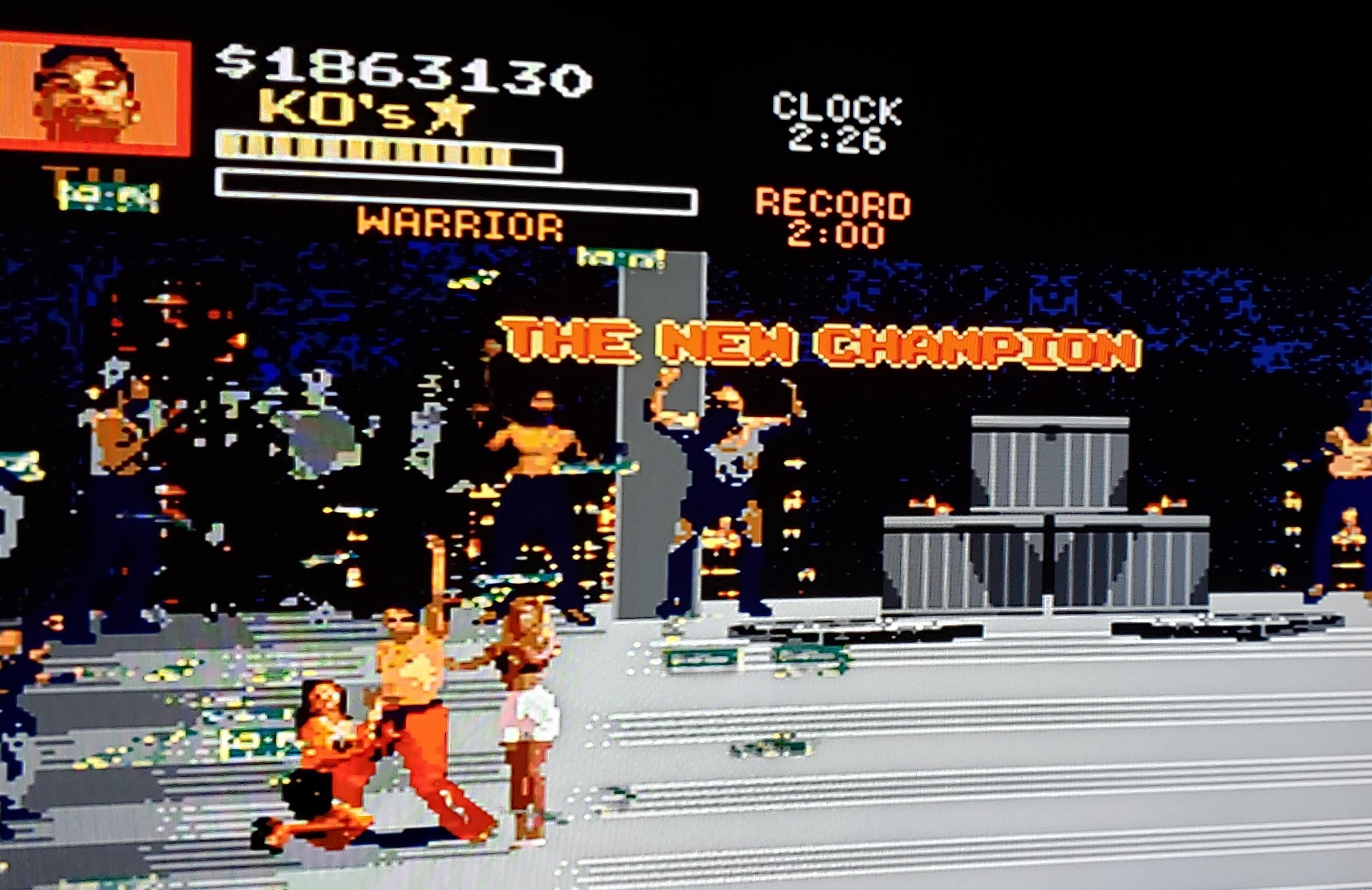 TurboJoe: Pit Fighter [Normal] [3 Lives] (Sega Genesis / MegaDrive Emulated) 1,863,130 points on 2019-12-31 11:48:22