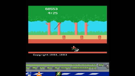 S.BAZ: Pitfall! (Colecovision Emulated) 68,553 points on 2018-03-19 08:32:35