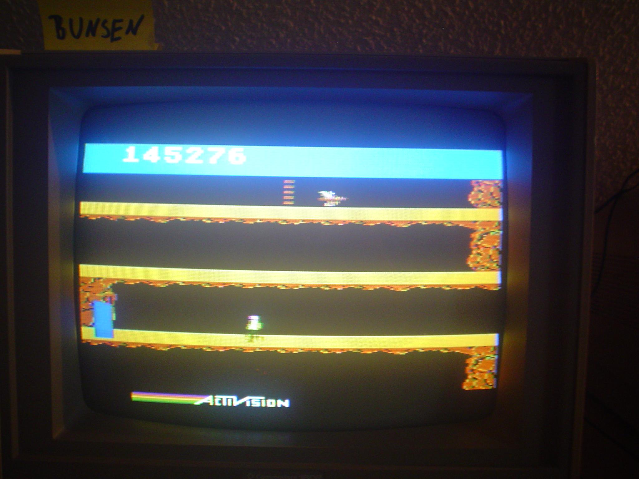 Bunsen: Pitfall II (Atari 400/800/XL/XE) 145,276 points on 2016-04-28 03:00:14