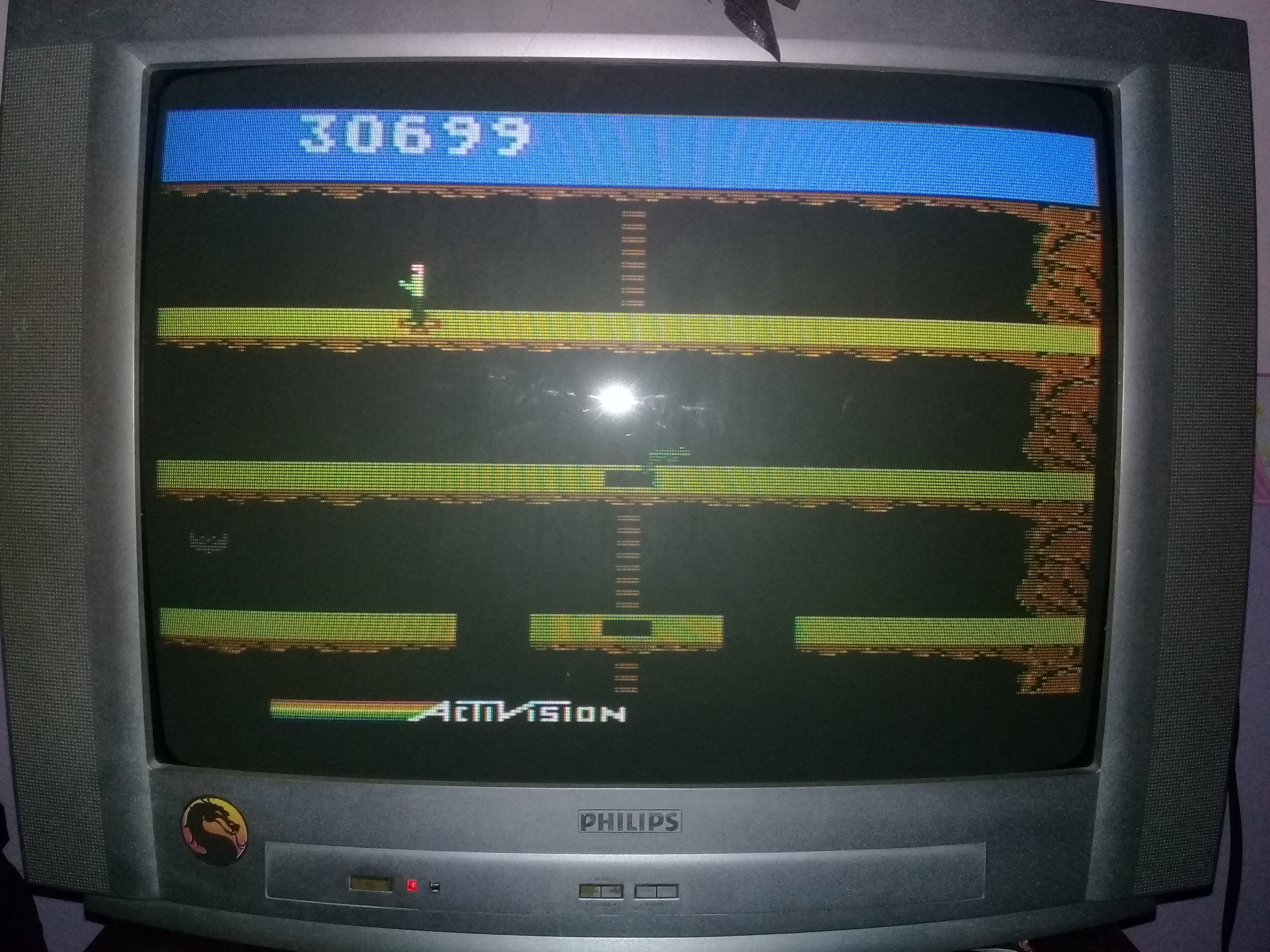 omargeddon: Pitfall II (Atari 400/800/XL/XE) 30,699 points on 2020-04-02 23:45:52