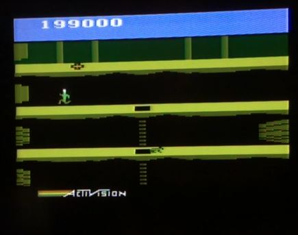 nads: Pitfall II: Lost Caverns (Atari 2600) 199,000 points on 2015-09-28 07:28:47