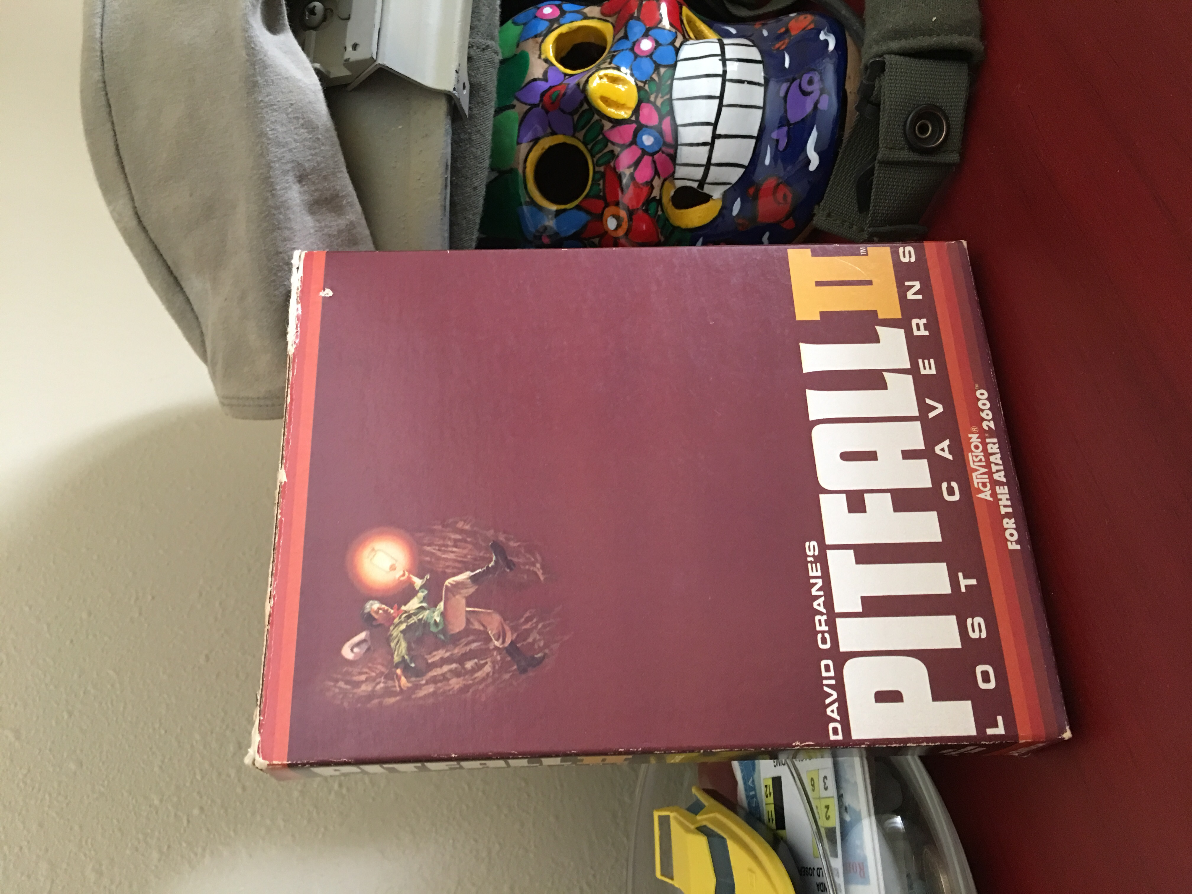 slonda828: Pitfall II: Lost Caverns (Atari 2600) 135,708 points on 2017-08-12 17:32:09