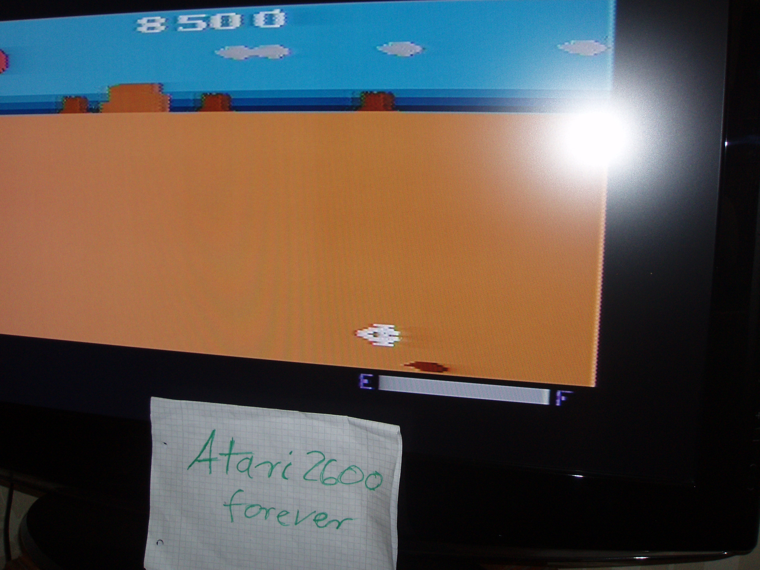 atari2600forever: Planet Patrol (Atari 2600 Novice/B) 8,500 points on 2016-05-04 03:25:45