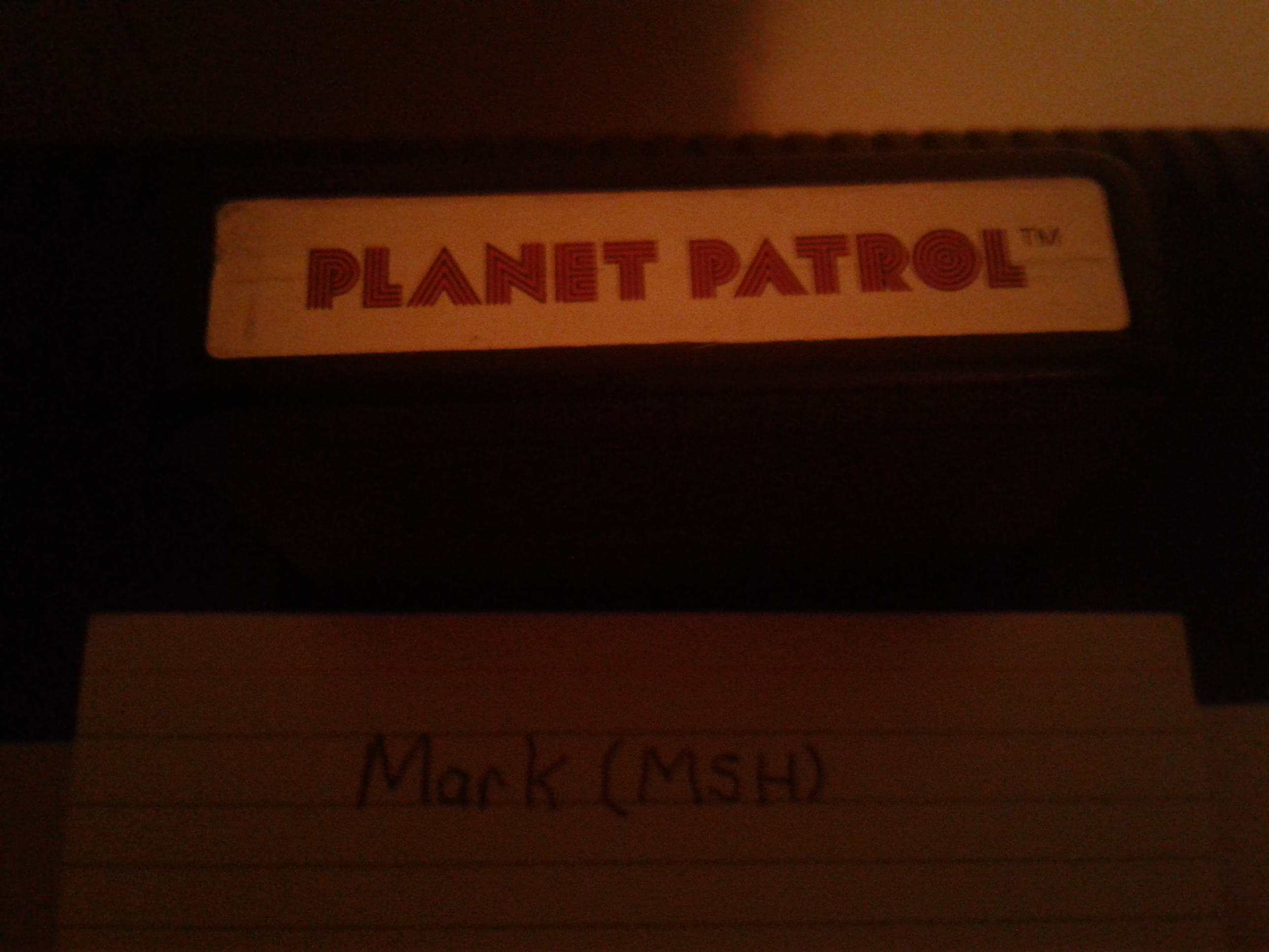 Mark: Planet Patrol (Atari 2600 Novice/B) 3,500 points on 2019-02-23 02:27:45