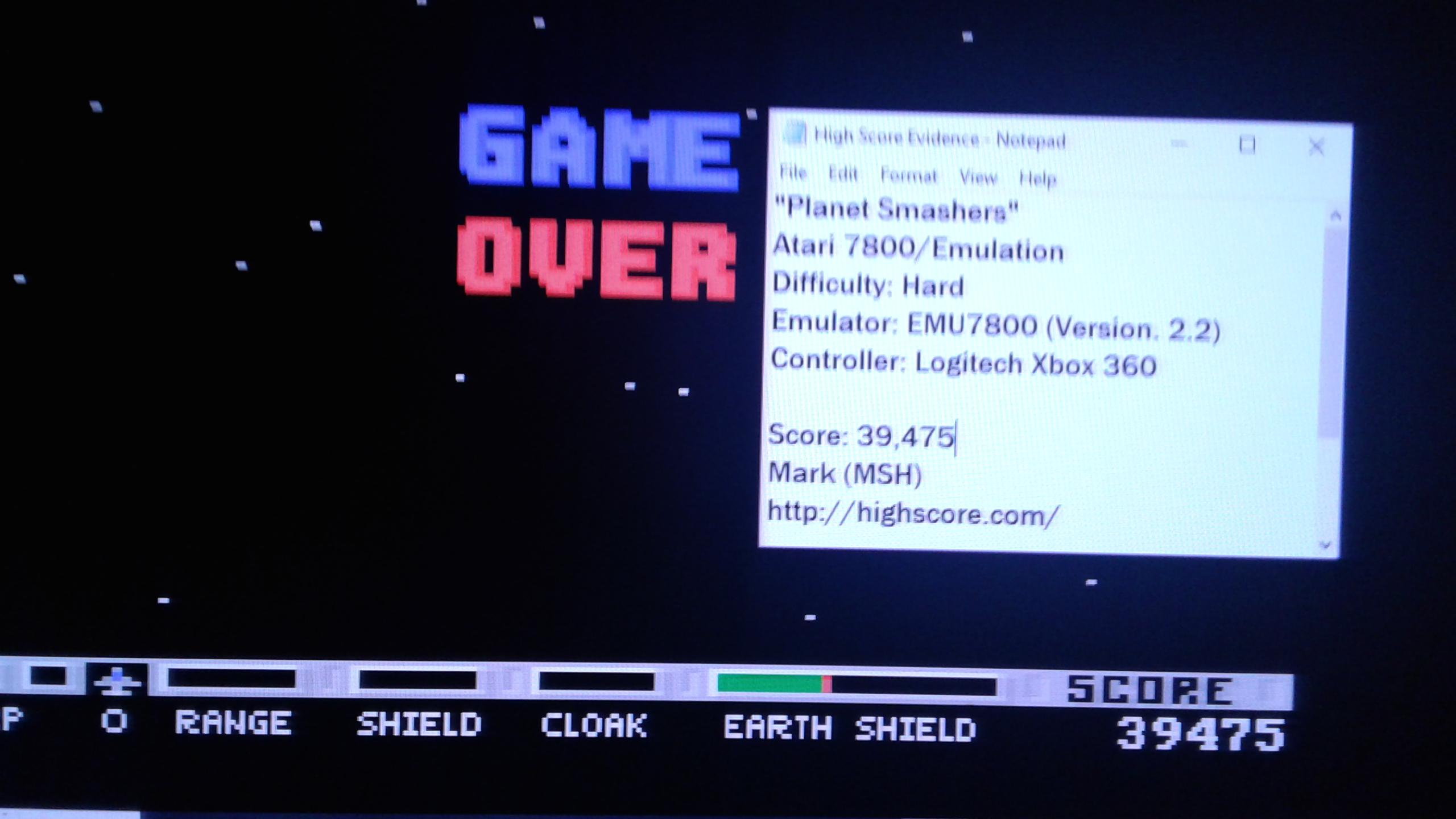 atari 7800 emulators