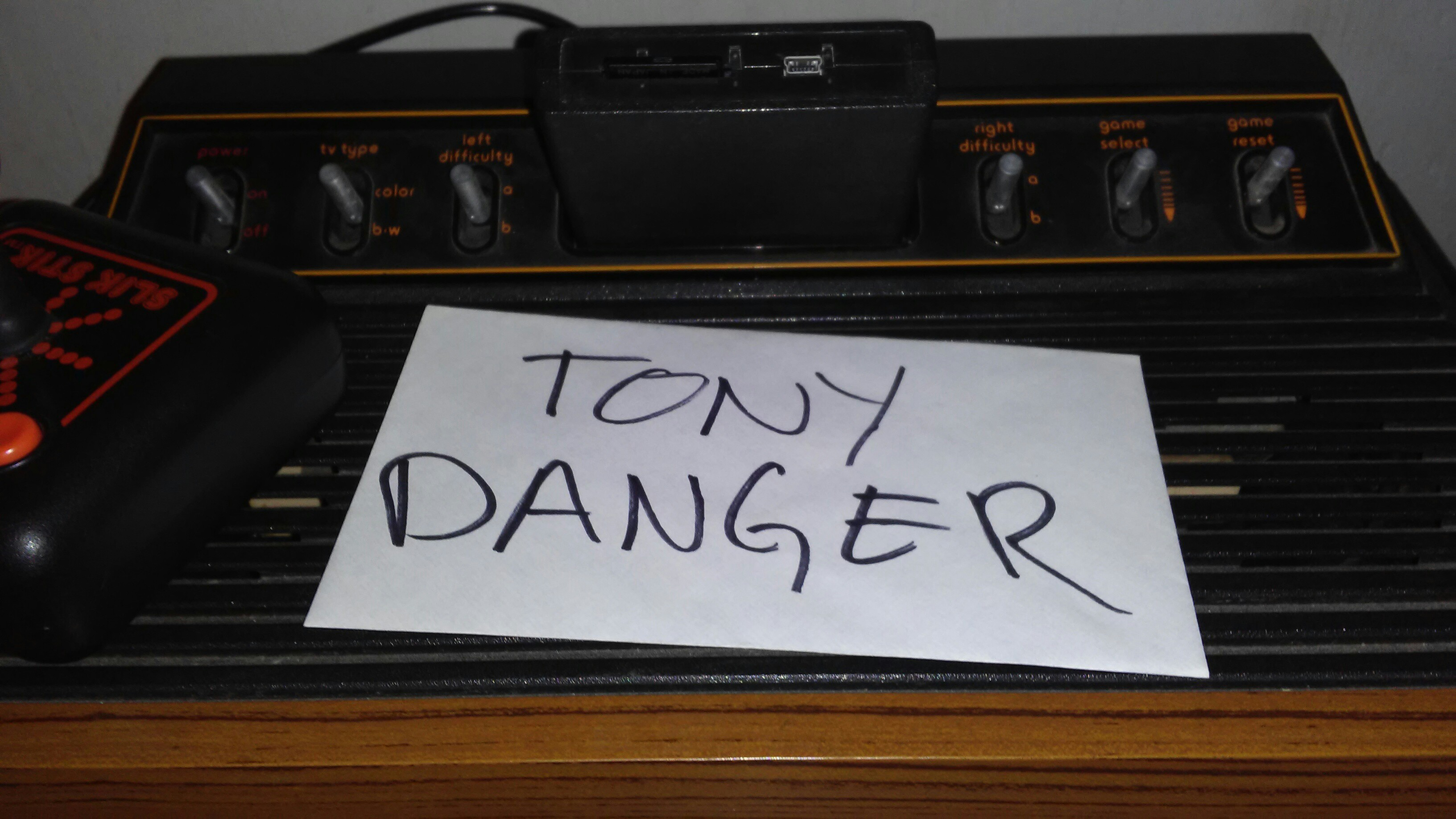 TonyDanger: Plaque Attack (Atari 2600 Expert/A) 45,685 points on 2017-01-11 23:31:09