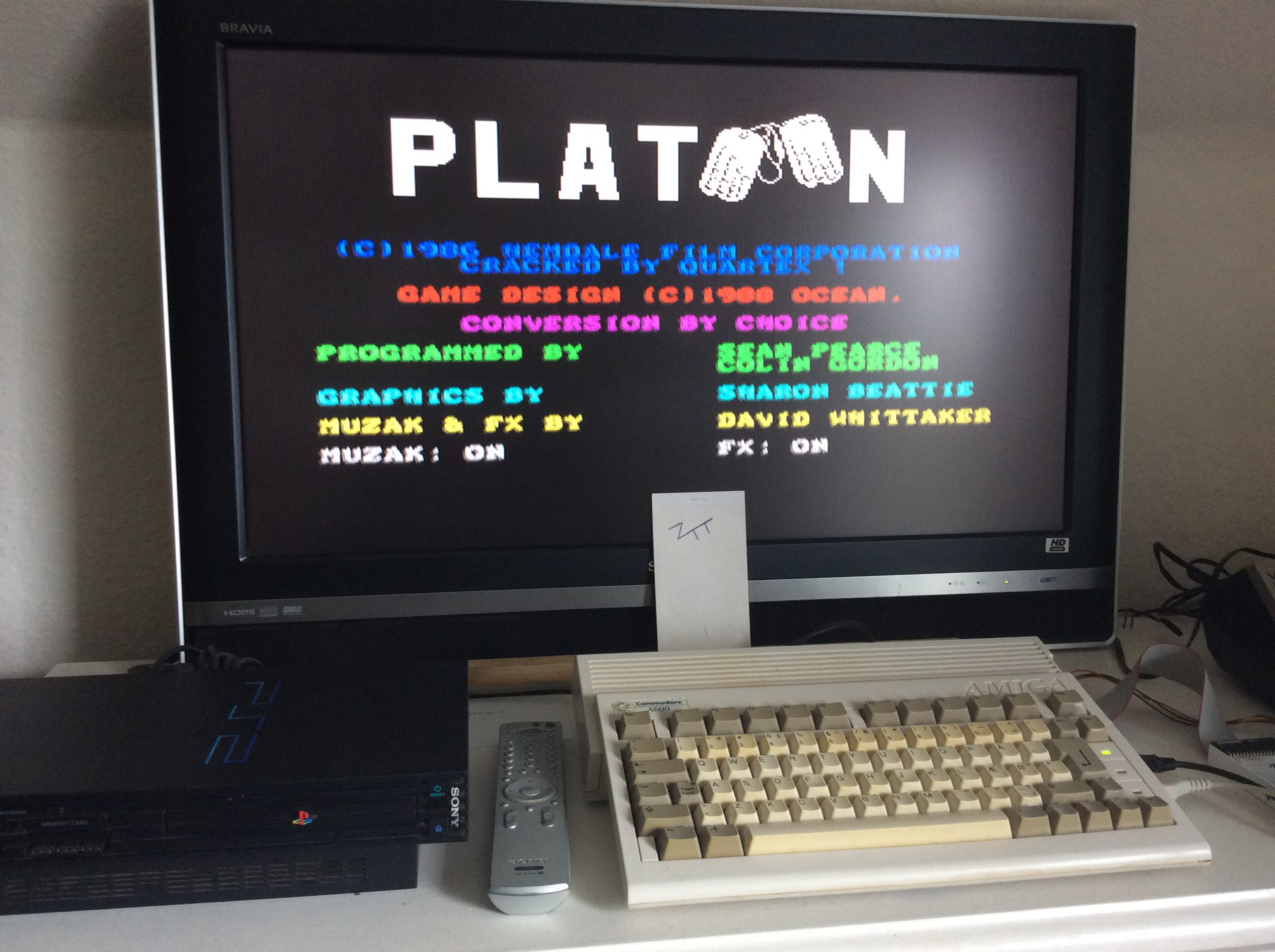 Frankie: Platoon (Amiga) 7,800 points on 2016-10-09 04:37:21