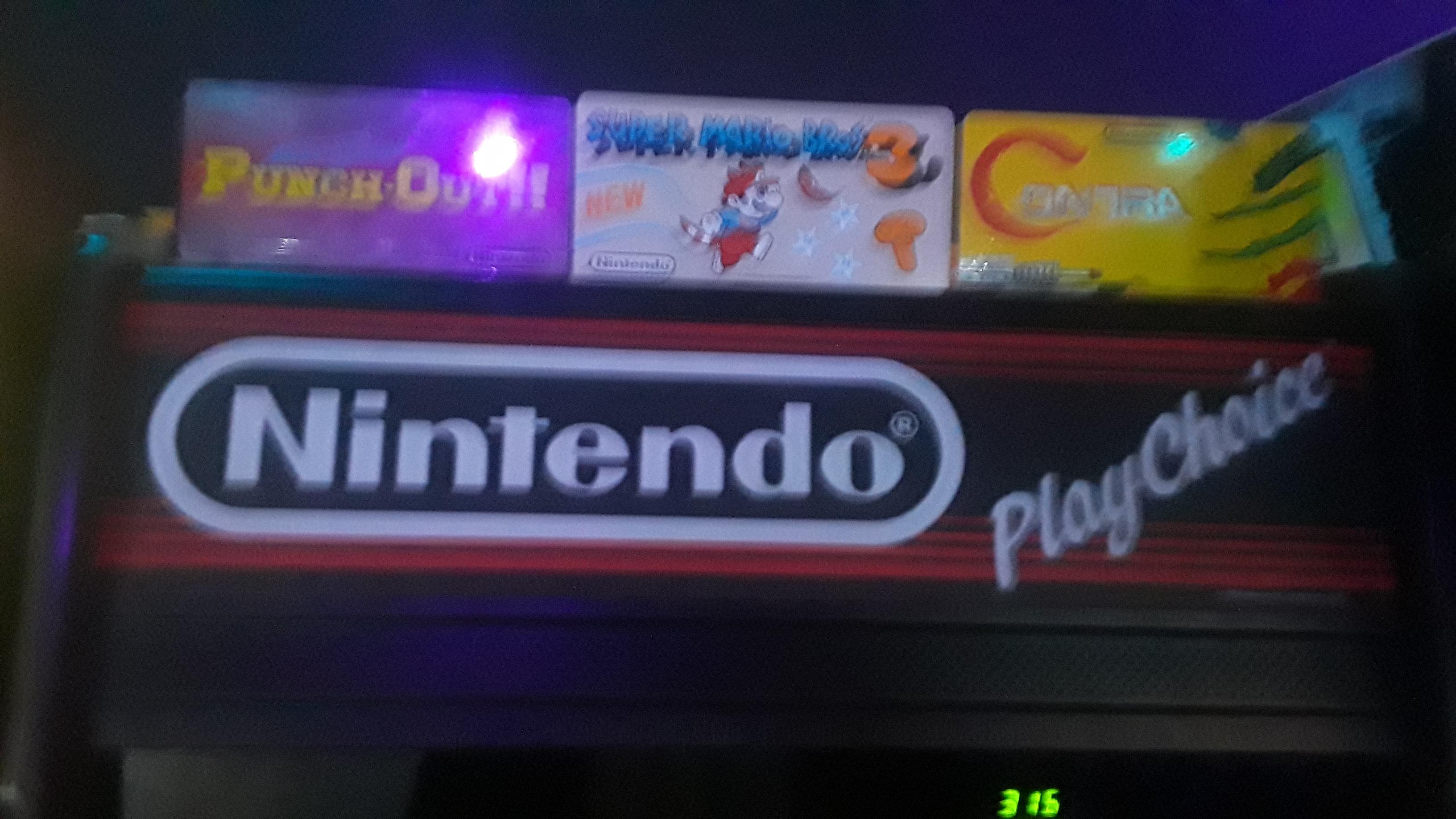 JML101582: Playchoice 10: Balloon Fight (Arcade) 24,000 points on 2019-11-22 04:26:42