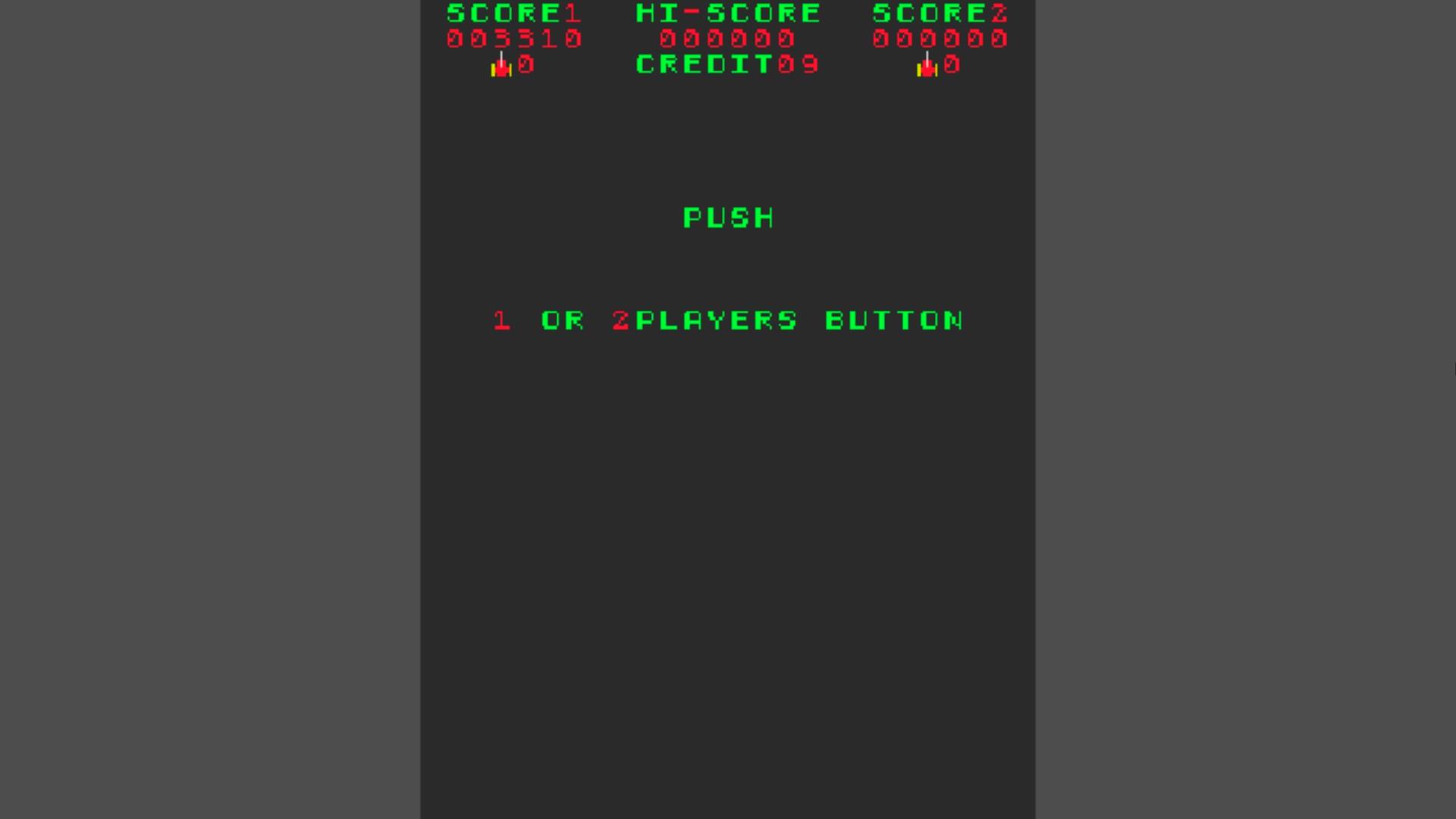 AkinNahtanoj: Pleiads (Arcade Emulated / M.A.M.E.) 3,310 points on 2020-10-21 06:19:35