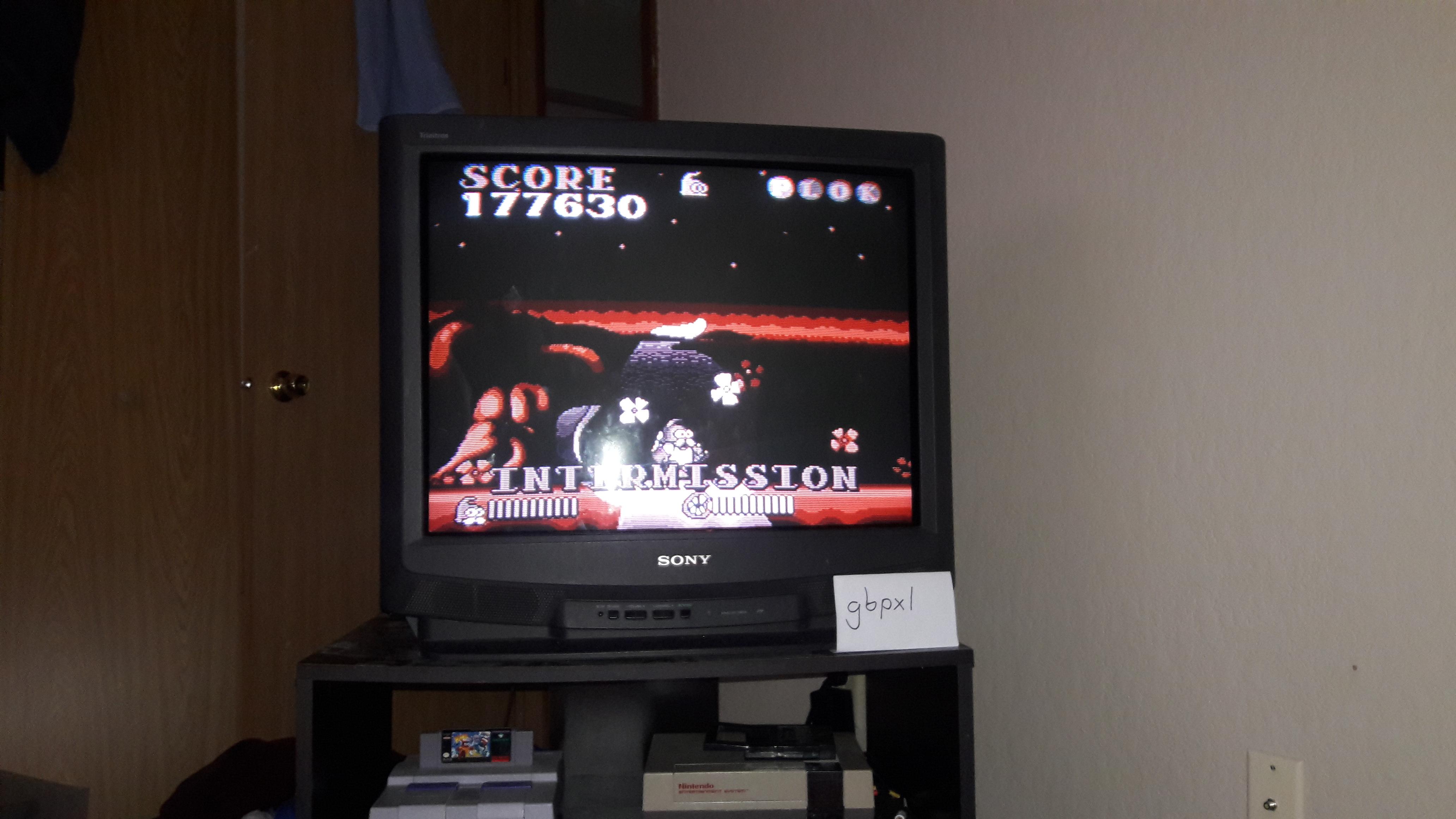 gbpxl: Plok (SNES/Super Famicom) 177,630 points on 2018-11-22 10:18:01