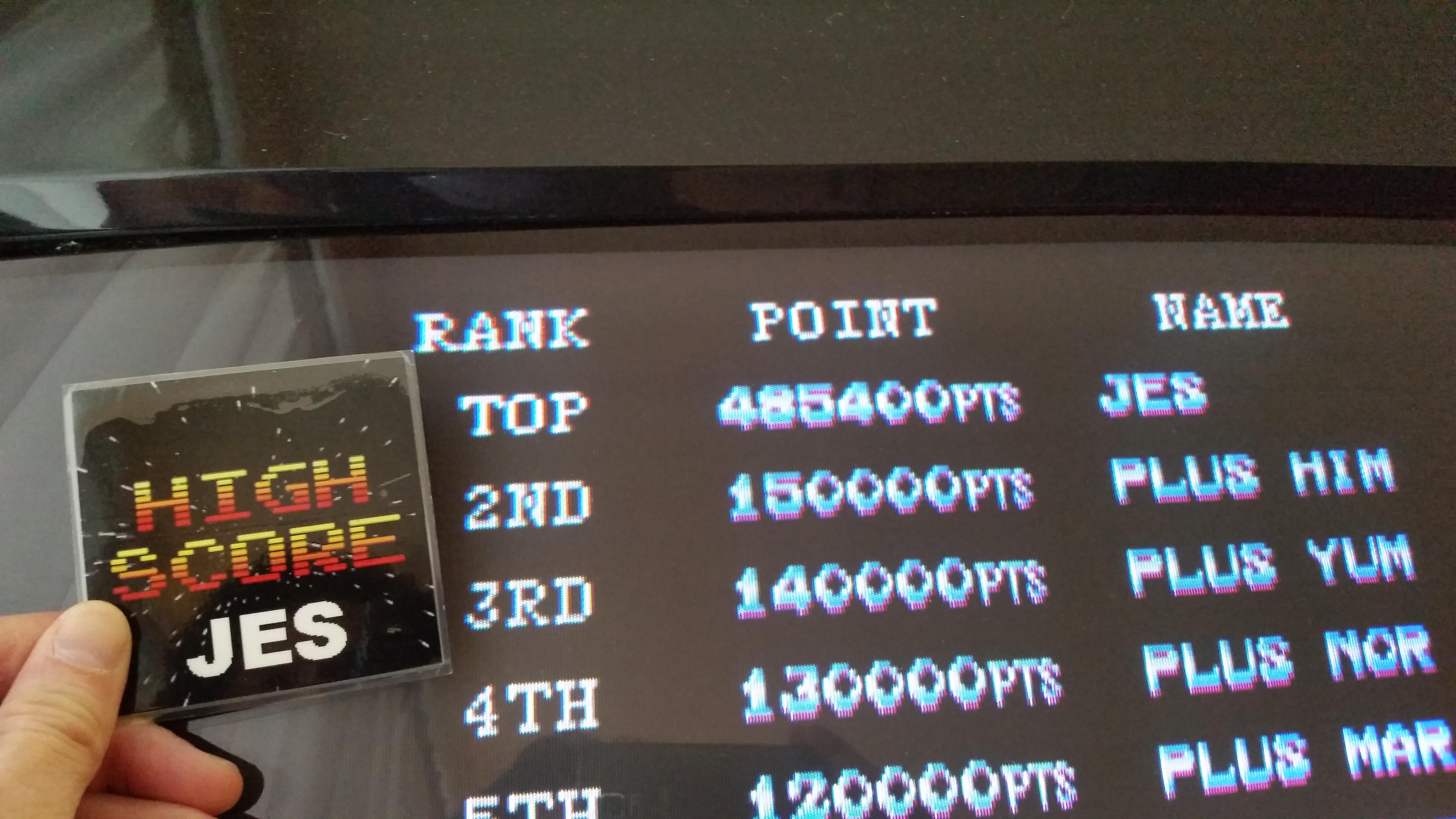 Plus Alpha [plusalph] 485,400 points