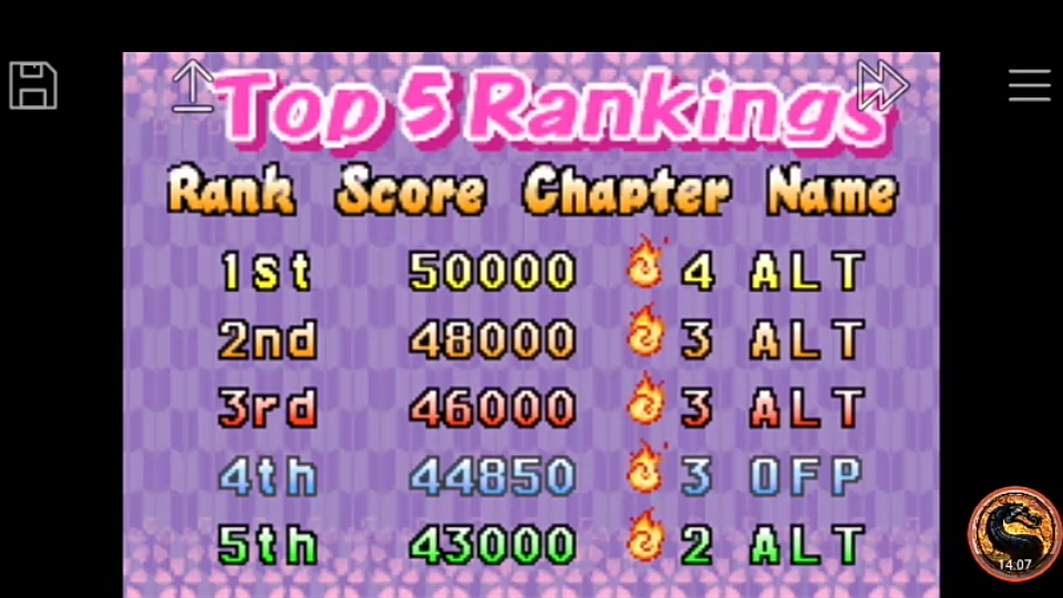 omargeddon: Pocky & Rocky with Becky (GBA Emulated) 44,850 points on 2019-10-24 21:09:24