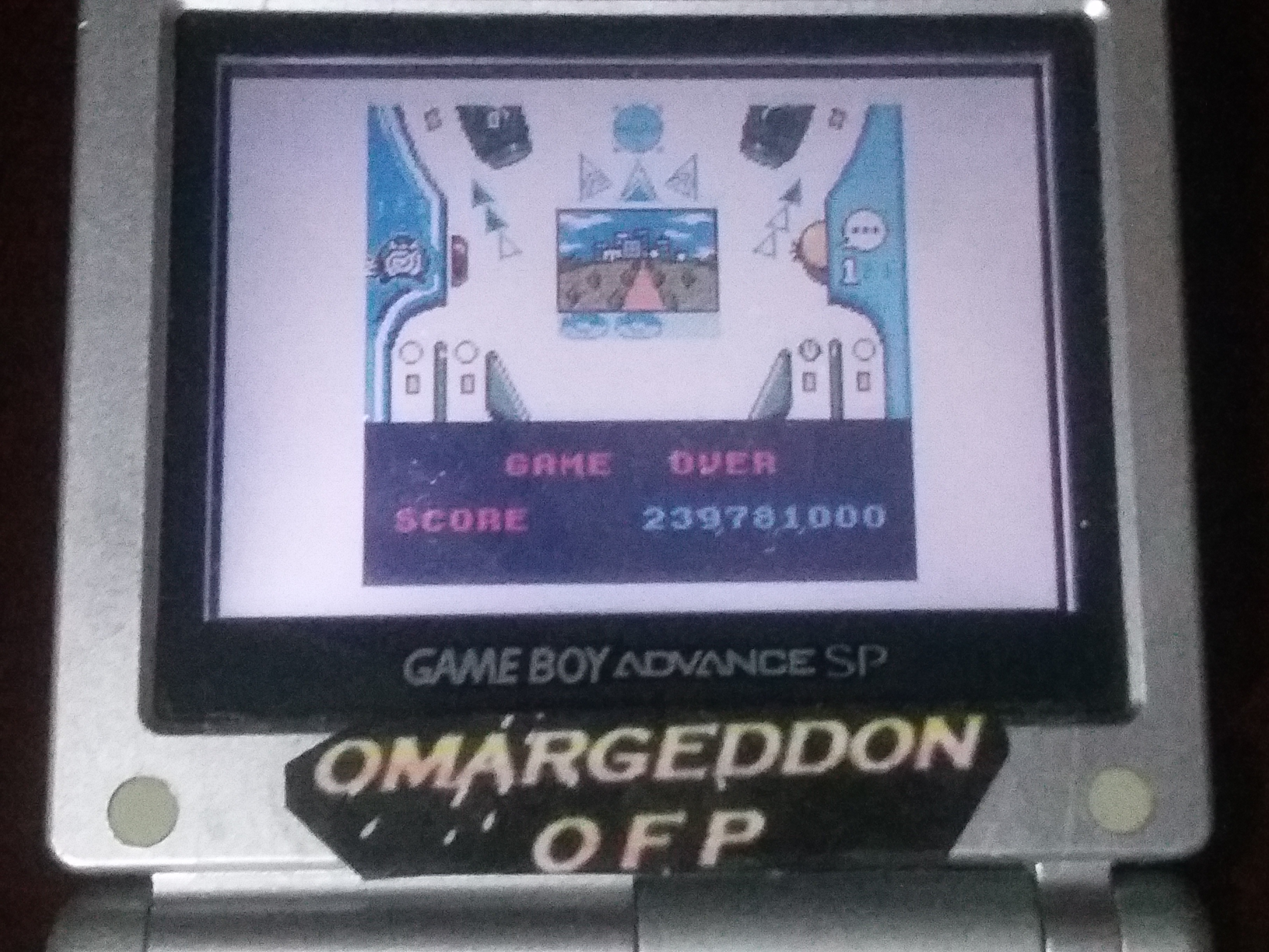 omargeddon: Pokemon Pinball: Blue (Game Boy Color) 239,781,000 points on 2018-03-17 20:50:18
