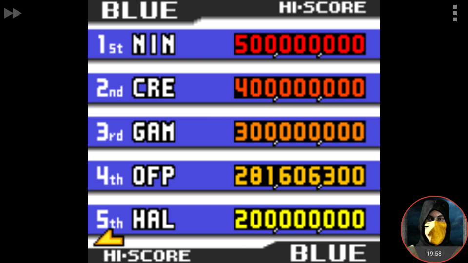 omargeddon: Pokemon Pinball: Blue (Game Boy Color Emulated) 281,606,300 points on 2018-03-17 22:02:18