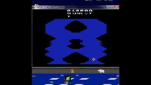 S.BAZ: Polaris (Atari 2600 Emulated Novice/B Mode) 18,600 points on 2019-11-28 01:16:42
