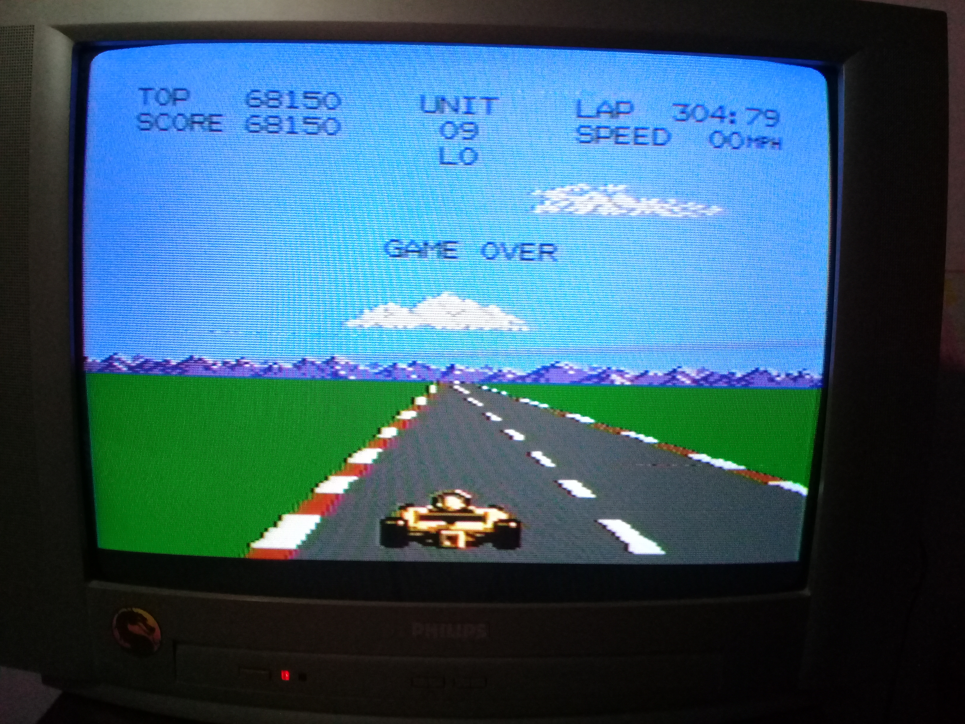 omargeddon: Pole Position 2: Fuji (Atari 7800) 68,150 points on 2020-09-12 19:29:00