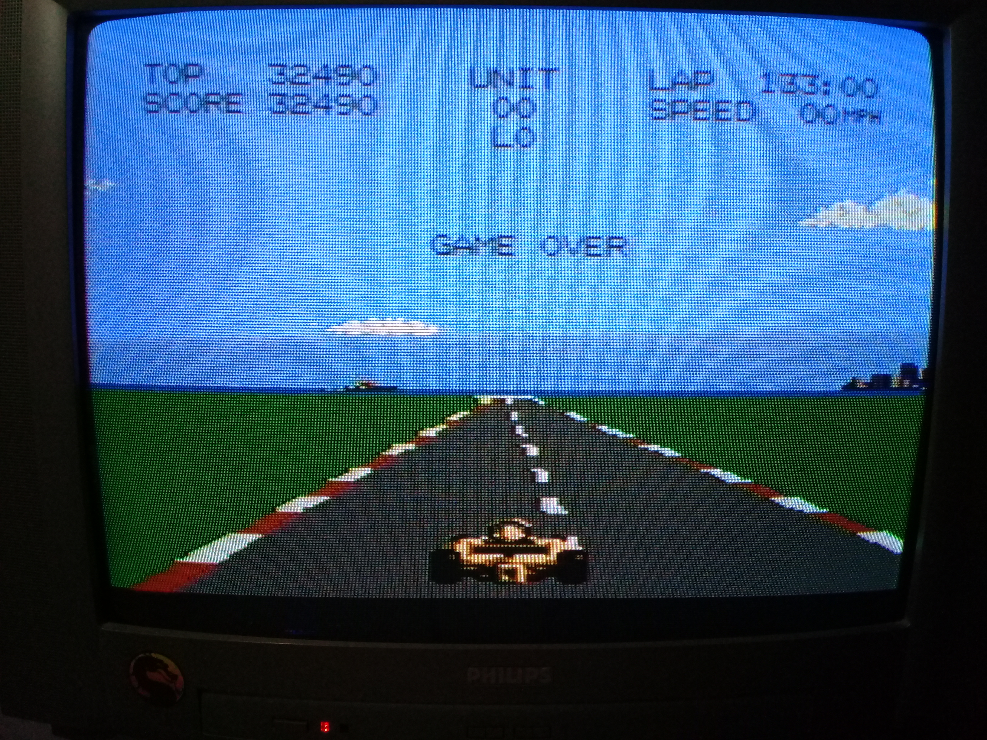 omargeddon: Pole Position 2: Seaside (Atari 7800) 32,490 points on 2020-09-12 19:40:19