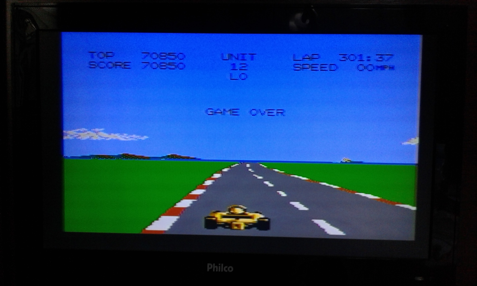 oyamafamily: Pole Position 2: Seaside (Atari 7800) 70,850 points on 2017-04-16 18:26:35