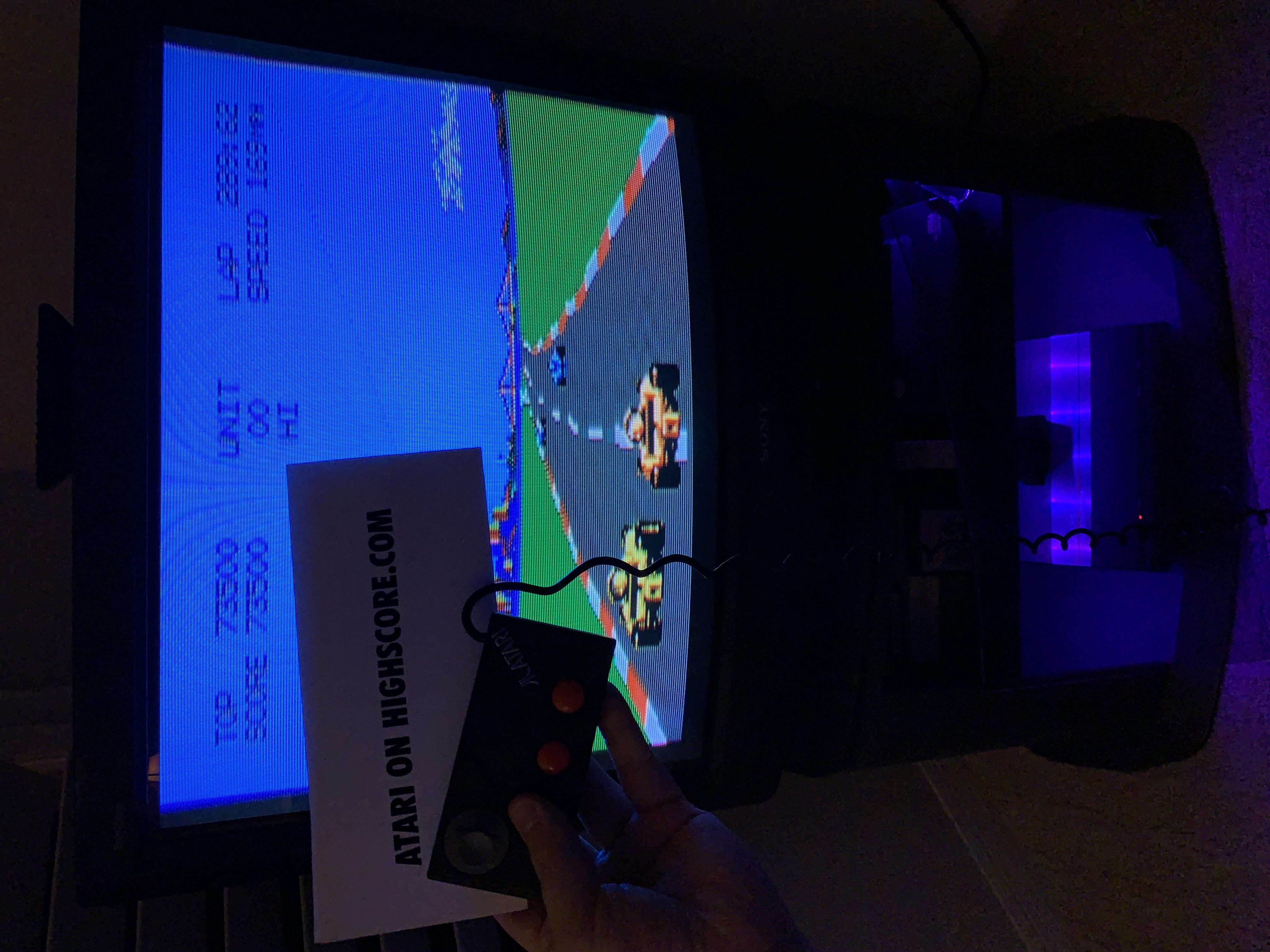 Atari: Pole Position 2: Seaside (Atari 7800) 73,500 points on 2020-09-06 01:52:58
