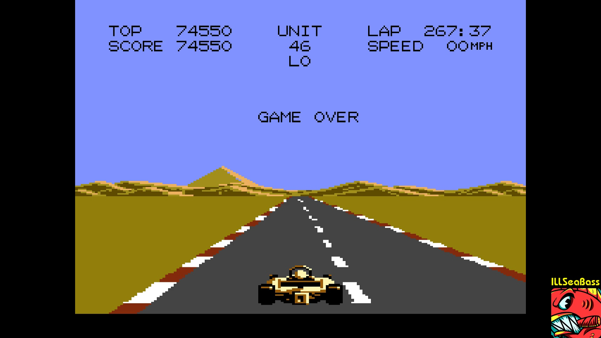 ILLSeaBass: Pole Position 2: Test Track (Atari 7800 Emulated) 74,550 points on 2018-01-13 20:20:44