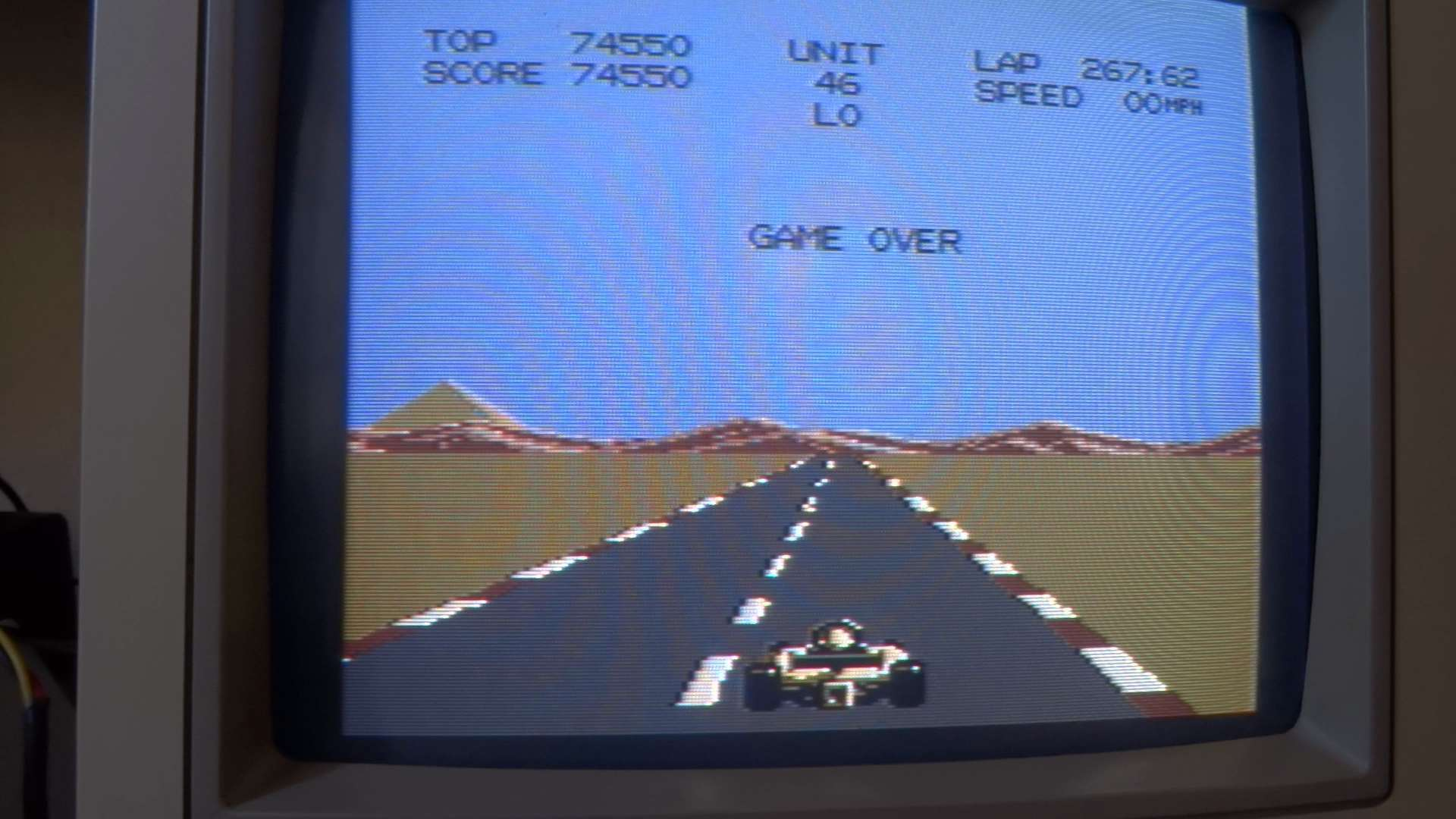 plus4punk: Pole Position 2: Test Track (Atari 7800) 74,550 points on 2020-05-28 13:16:42