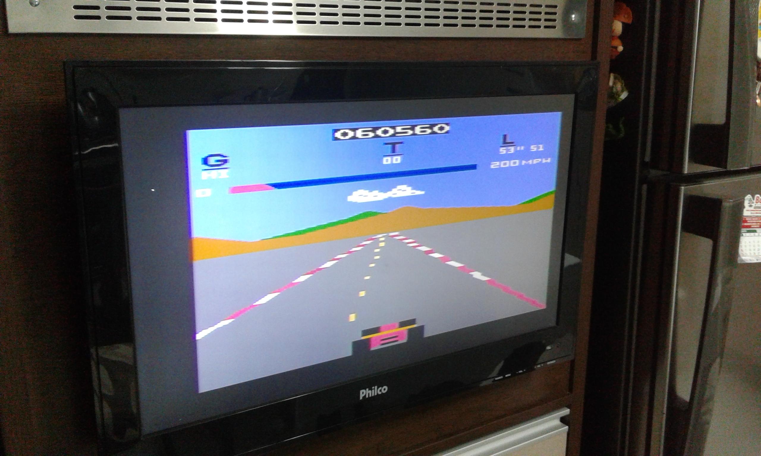 oyamafamily: Pole Position (Atari 2600) 60,560 points on 2020-09-13 07:54:34