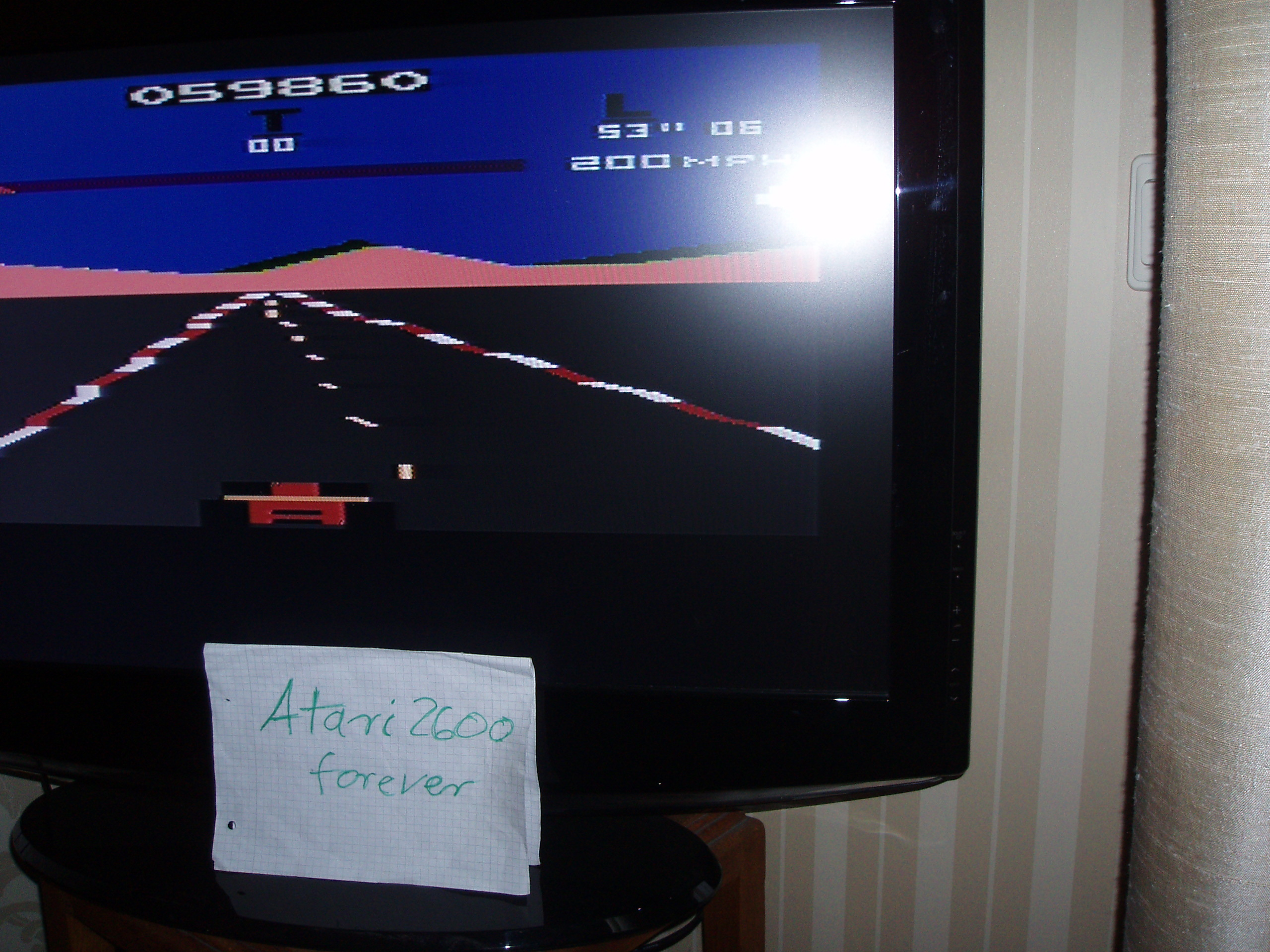 atari2600forever: Pole Position (Atari 2600) 59,860 points on 2017-03-08 04:18:28