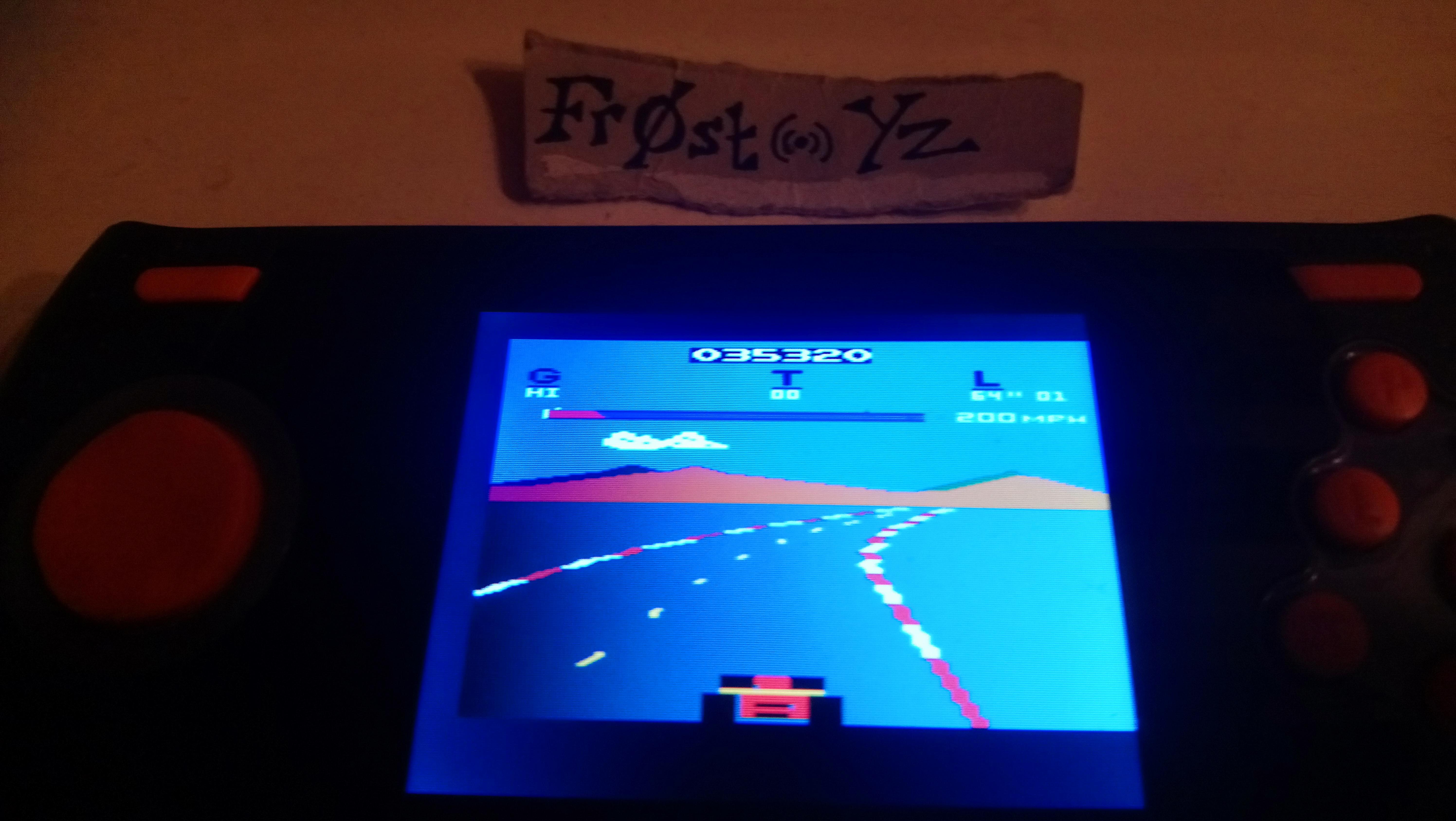 Fr0st: Pole Position (Atari 2600 Emulated) 35,320 points on 2019-02-20 14:44:19