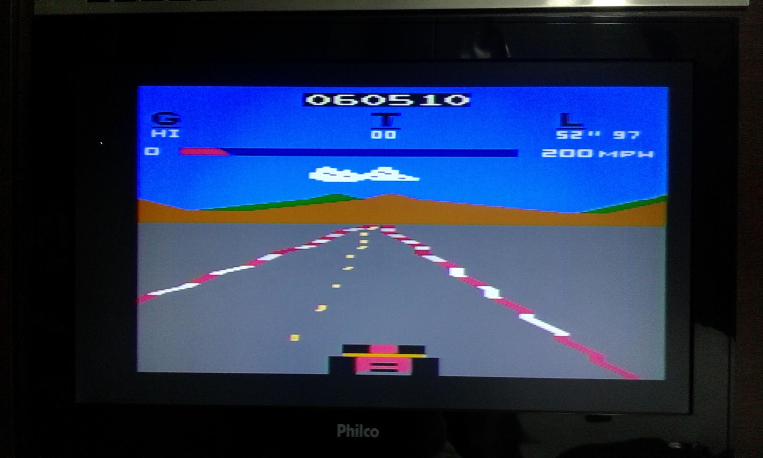 oyamafamily: Pole Position (Atari 2600) 60,510 points on 2020-08-12 18:51:57