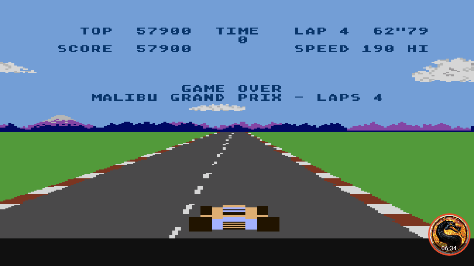 omargeddon: Pole Position (Atari 400/800/XL/XE Emulated) 57,900 points on 2019-02-13 22:56:33