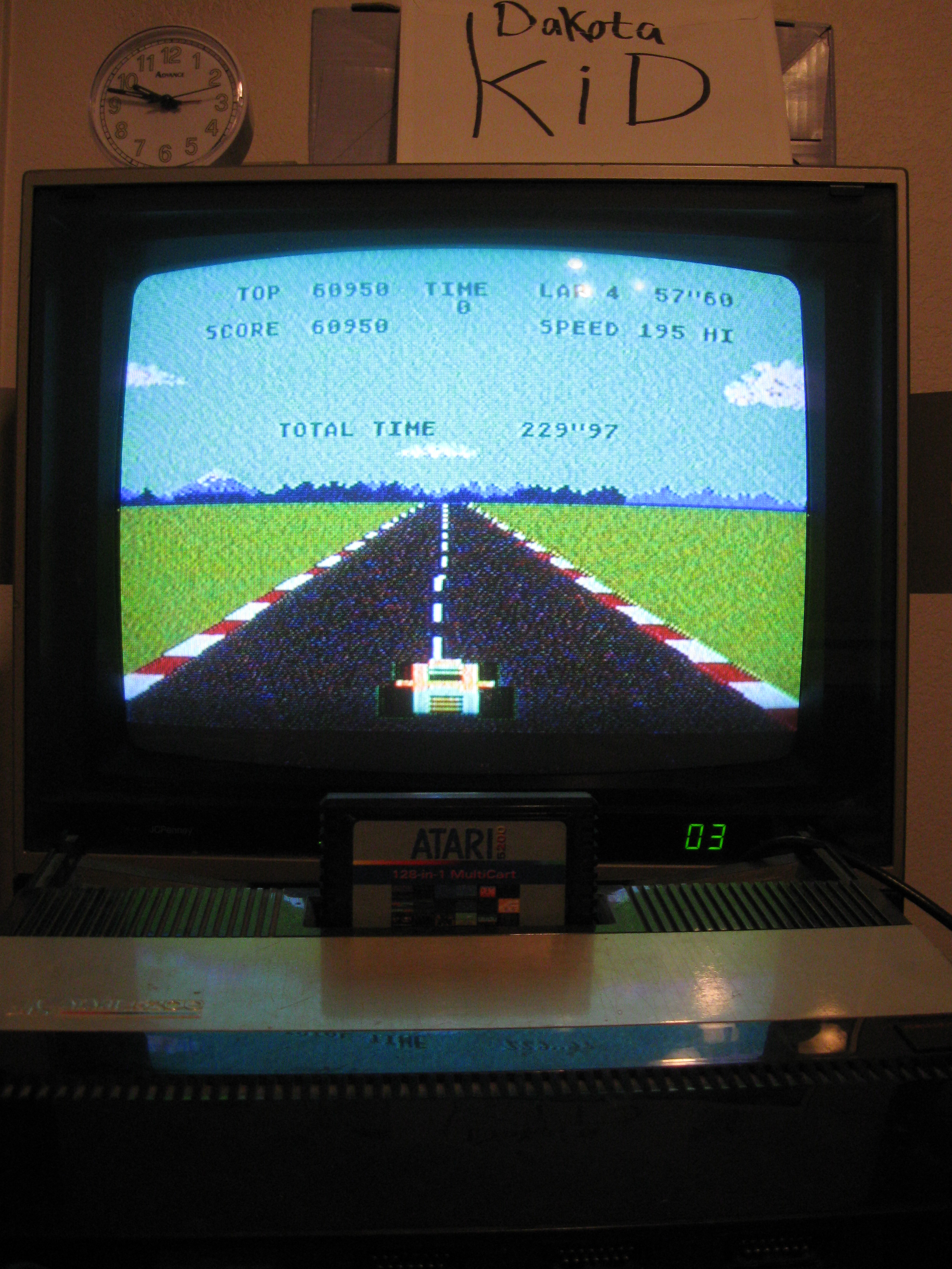 DakotaKid: Pole Position (Atari 5200) 60,950 points on 2016-04-25 17:49:04