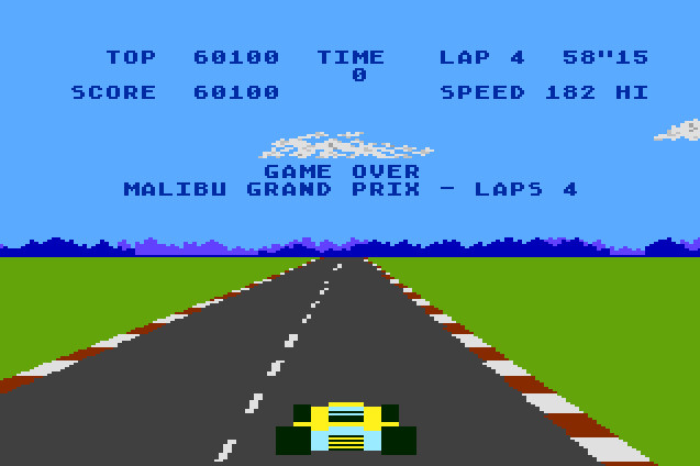 TheTrickster: Pole Position (Atari 5200 Emulated) 60,100 points on 2016-08-01 05:11:06