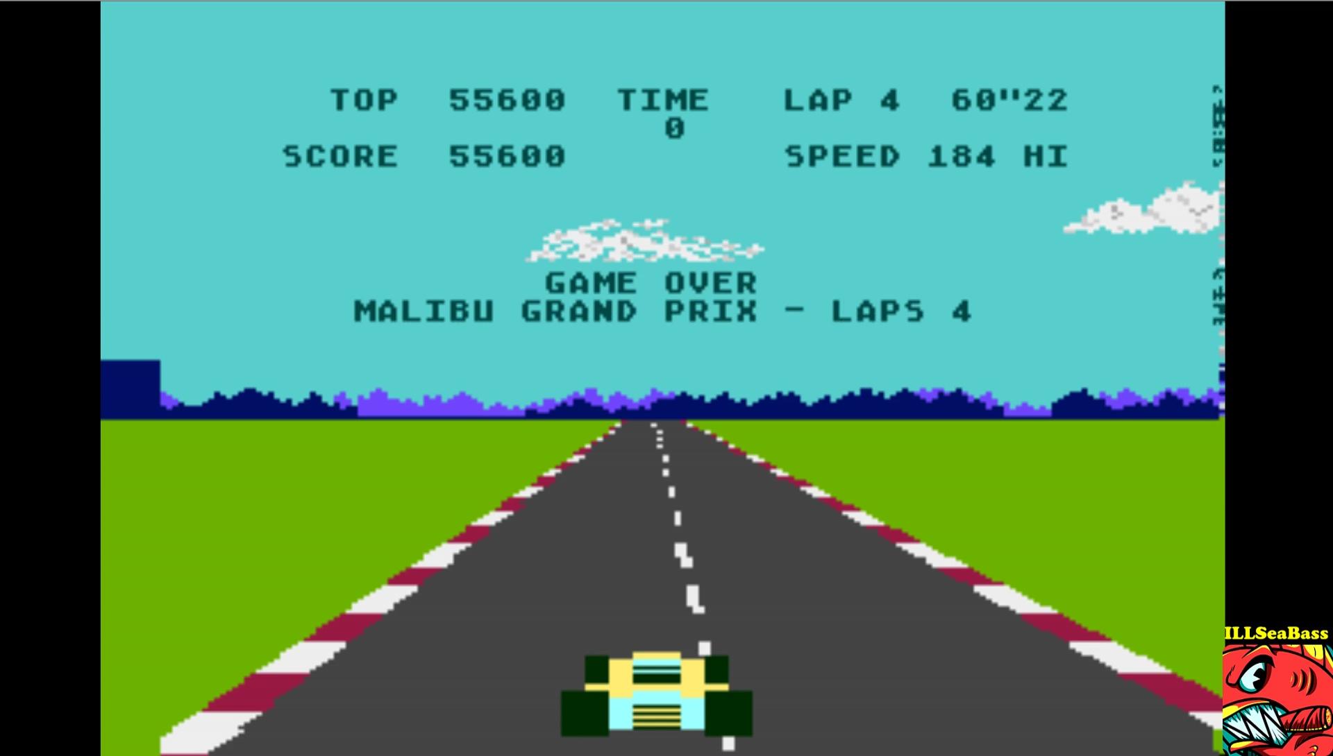 ILLSeaBass: Pole Position (Atari 5200 Emulated) 55,600 points on 2017-03-07 21:38:05