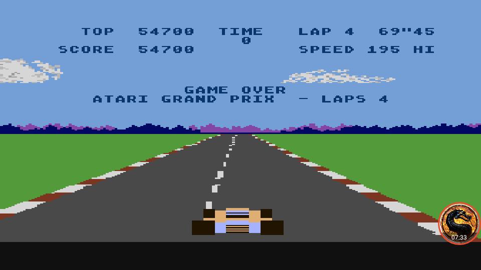 omargeddon: Pole Position: Atari Grand Prix [4 Laps] (Atari 400/800/XL/XE Emulated) 54,700 points on 2019-02-14 15:51:24