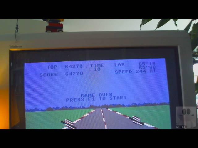 GTibel: Pole Position (Commodore 64) 64,270 points on 2019-03-16 07:24:15