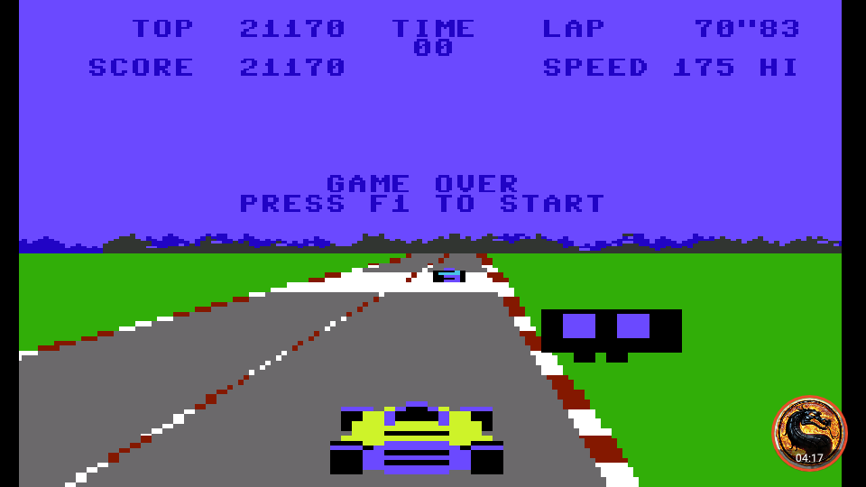 omargeddon: Pole Position (Commodore 64 Emulated) 21,170 points on 2019-09-07 00:12:21